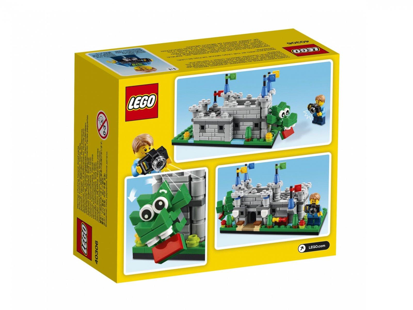 LEGO LEGOLAND® 40306 Micro LEGOLAND® Castle