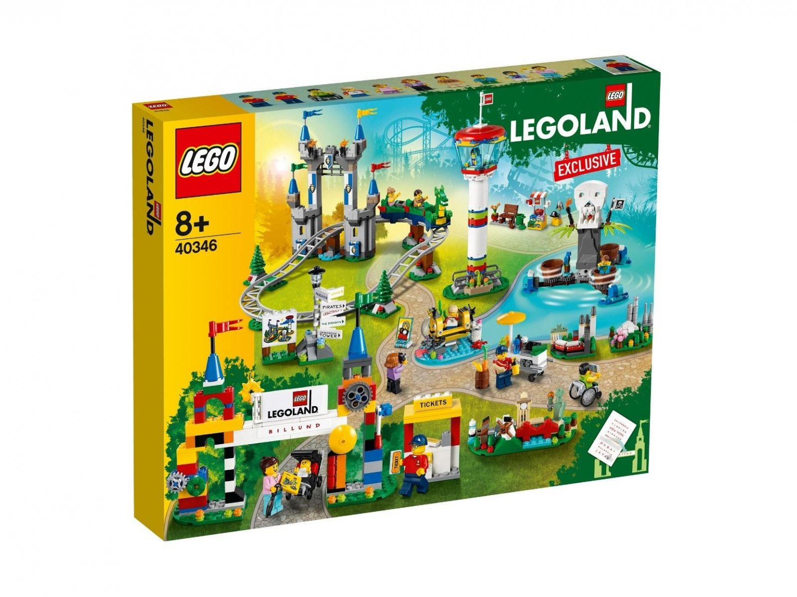 LEGO LEGOLAND® Park 40346