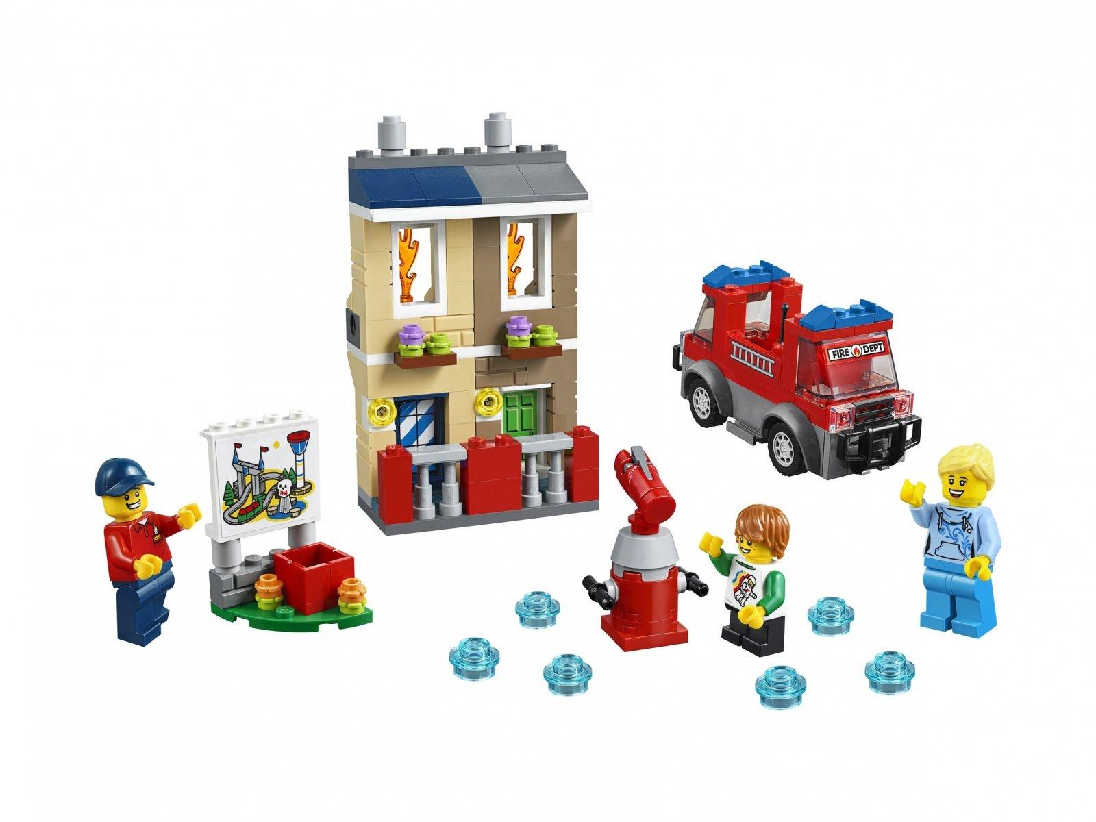 LEGO 40393 LEGOLAND Szkoła pożarnicza w parku LEGOLAND®