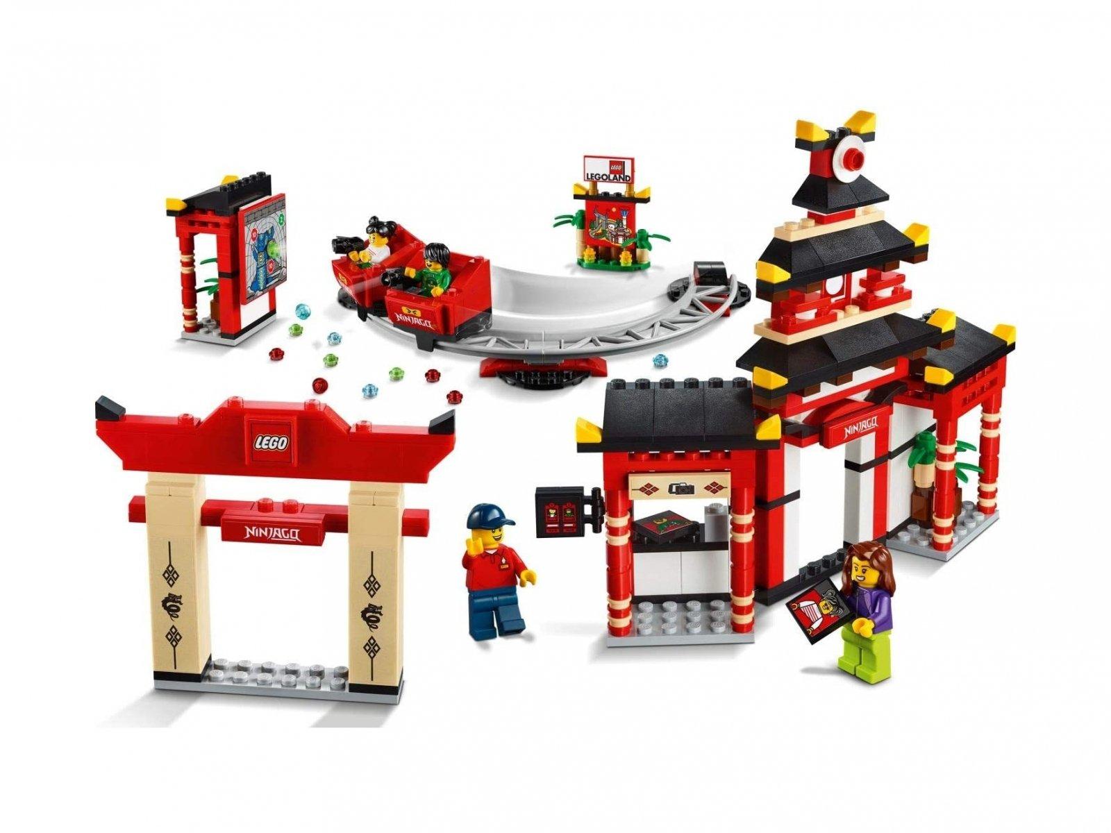 LEGO LEGOLAND 40429 Świat NINJAGO®