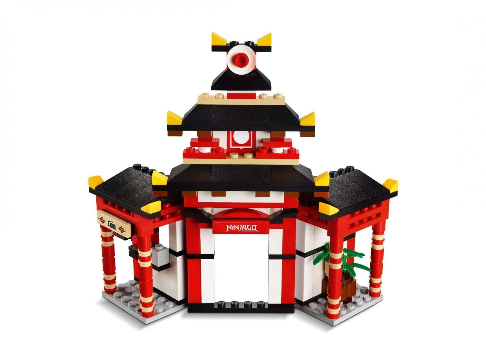 LEGO LEGOLAND Świat NINJAGO® 40429