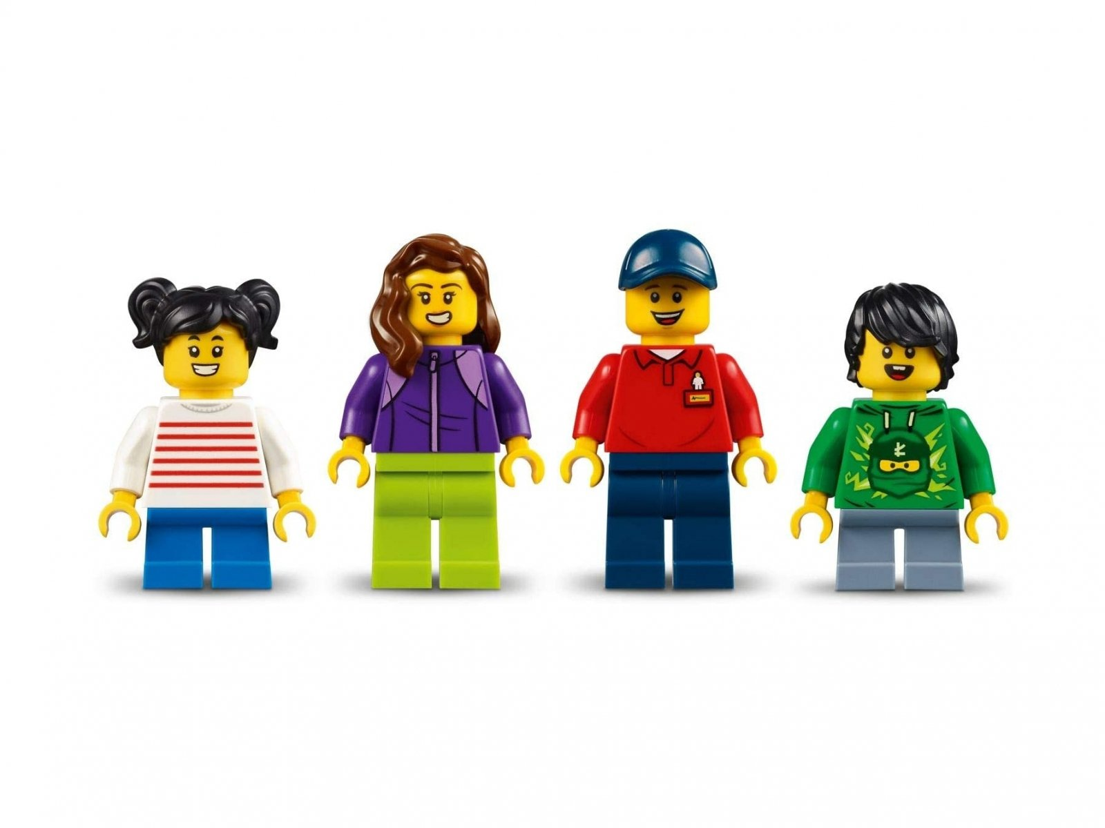 LEGO 40429 Świat NINJAGO®