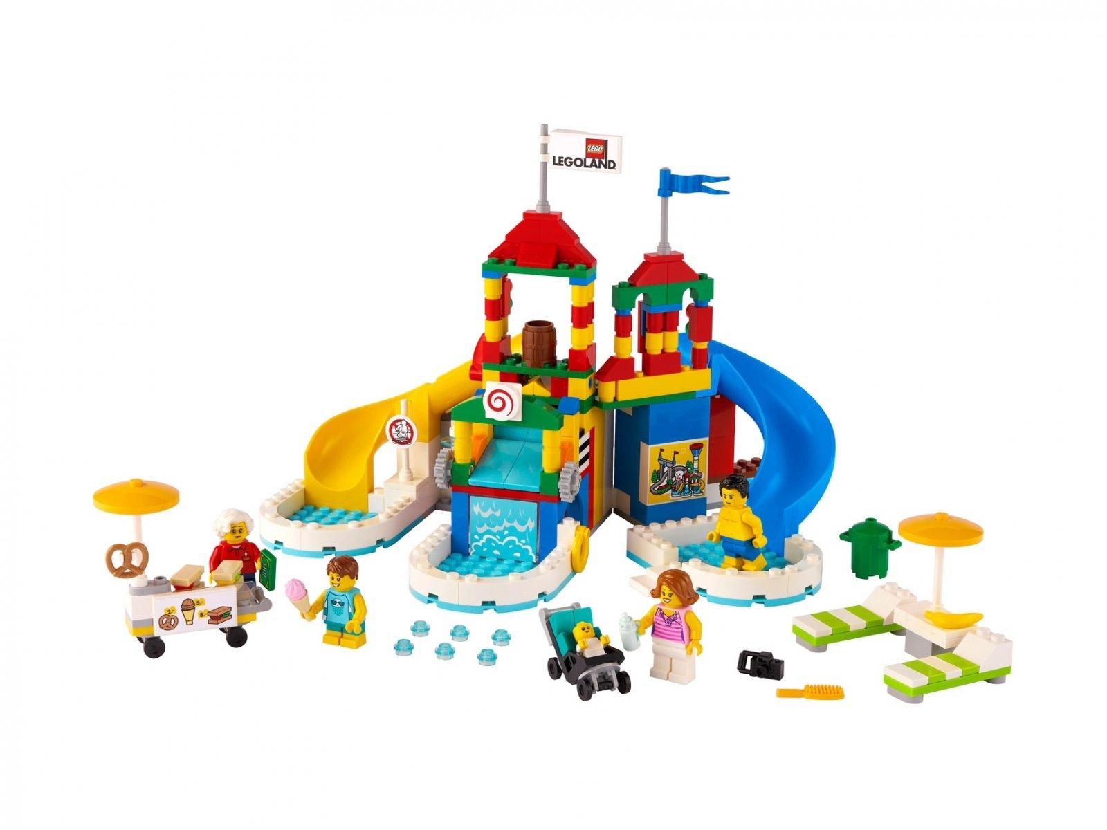 LEGO LEGOLAND 40473 Park wodny w LEGOLANDZIE®