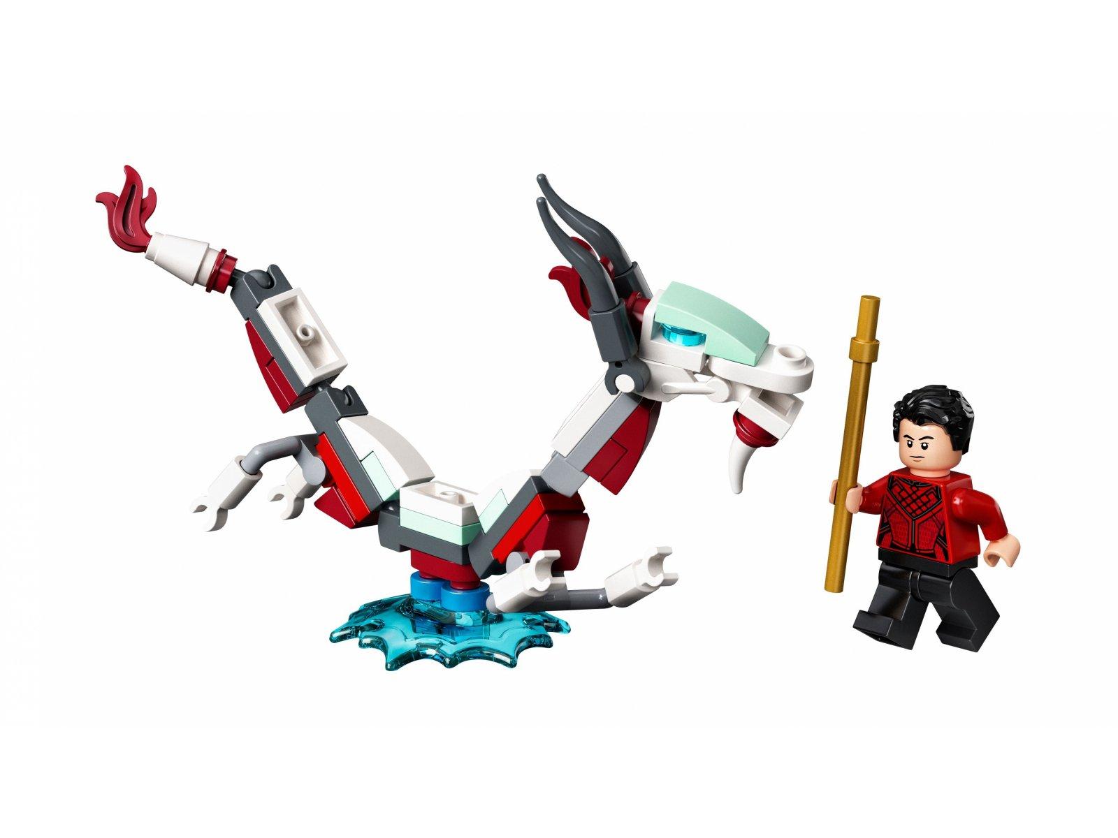 LEGO 30454 Shang-Chi i Wielki Obrońca