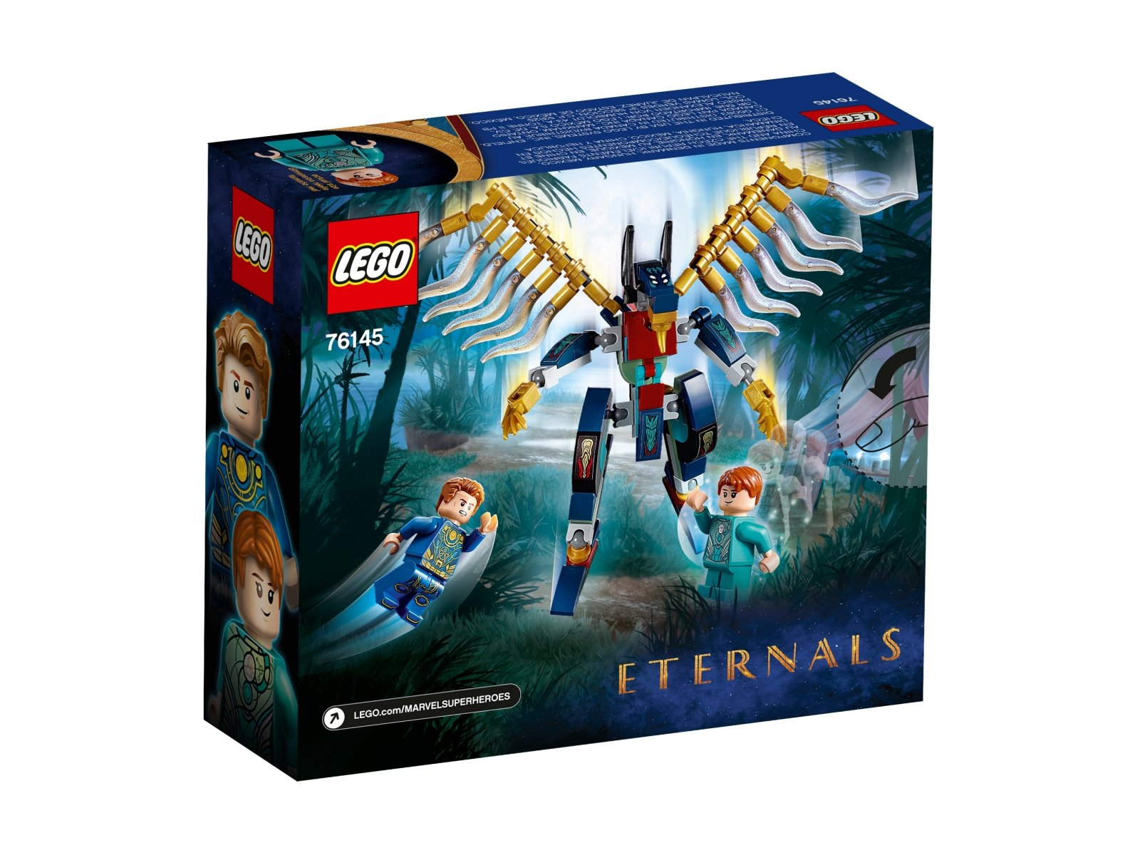 LEGO 76145 Atak powietrzny Przedwiecznych