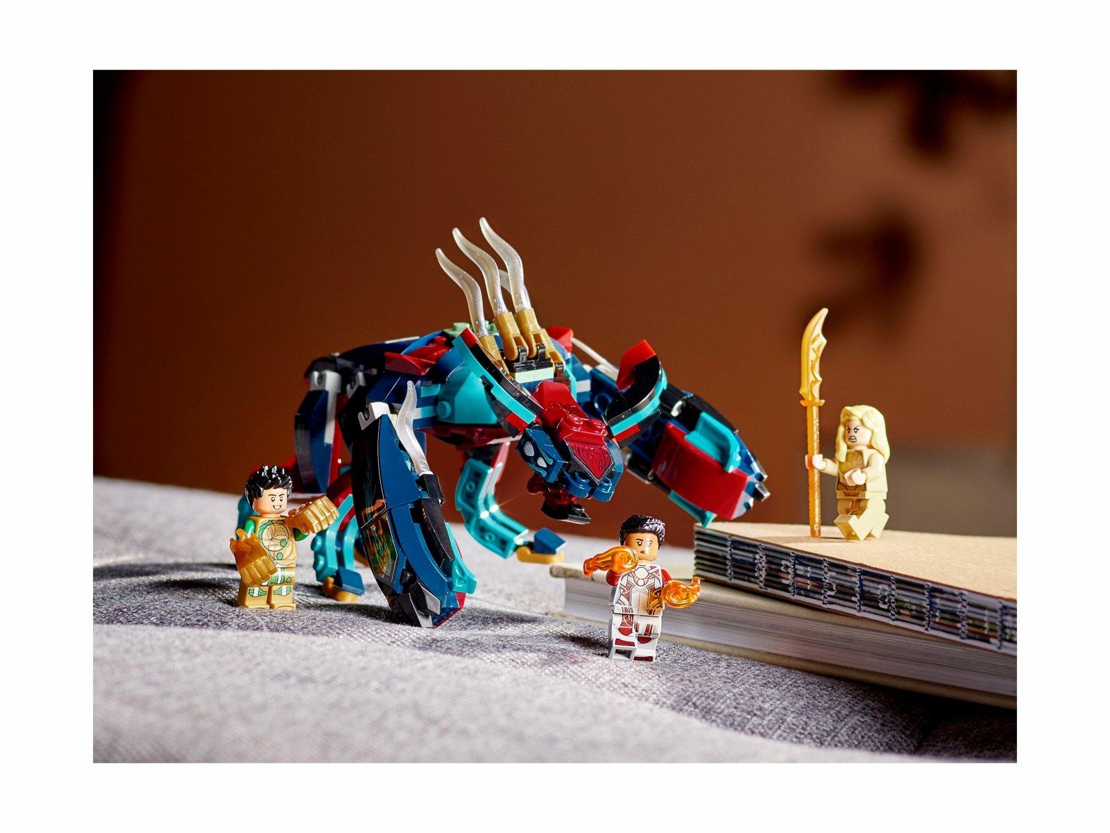 LEGO 76154 Zasadzka Dewiantów!