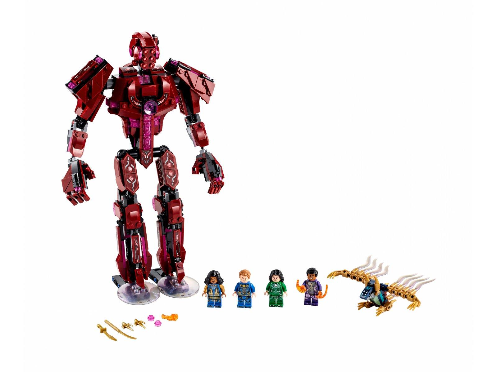 LEGO 76155 W cieniu Arishem