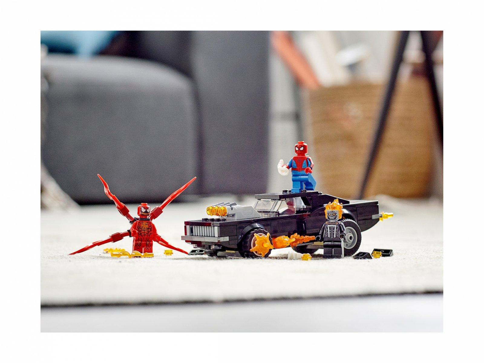 LEGO 76173 Spider-Man i Upiorny Jeździec kontra Carnage