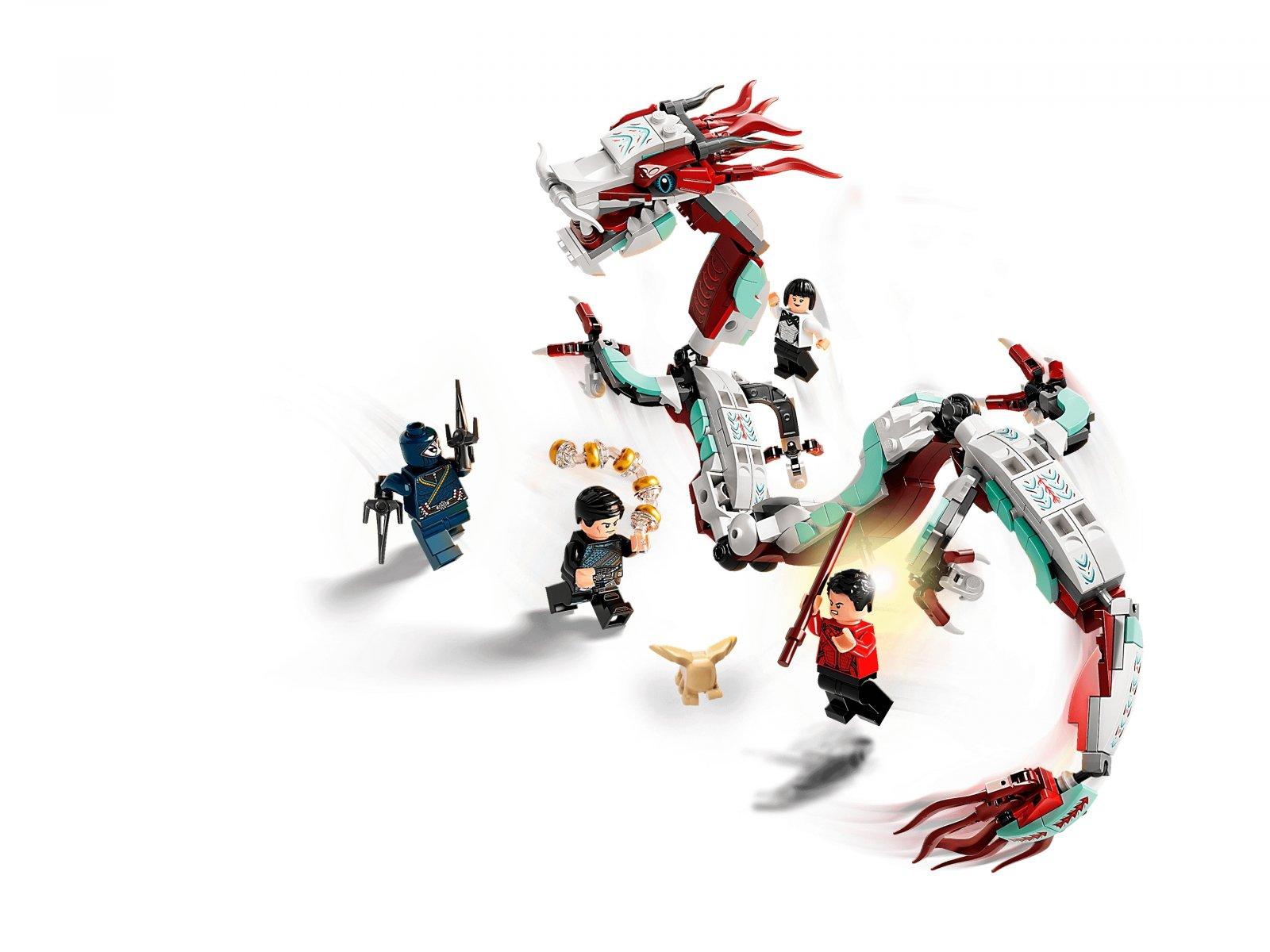 LEGO 76177 Marvel Bitwa w Starożytnej Wiosce