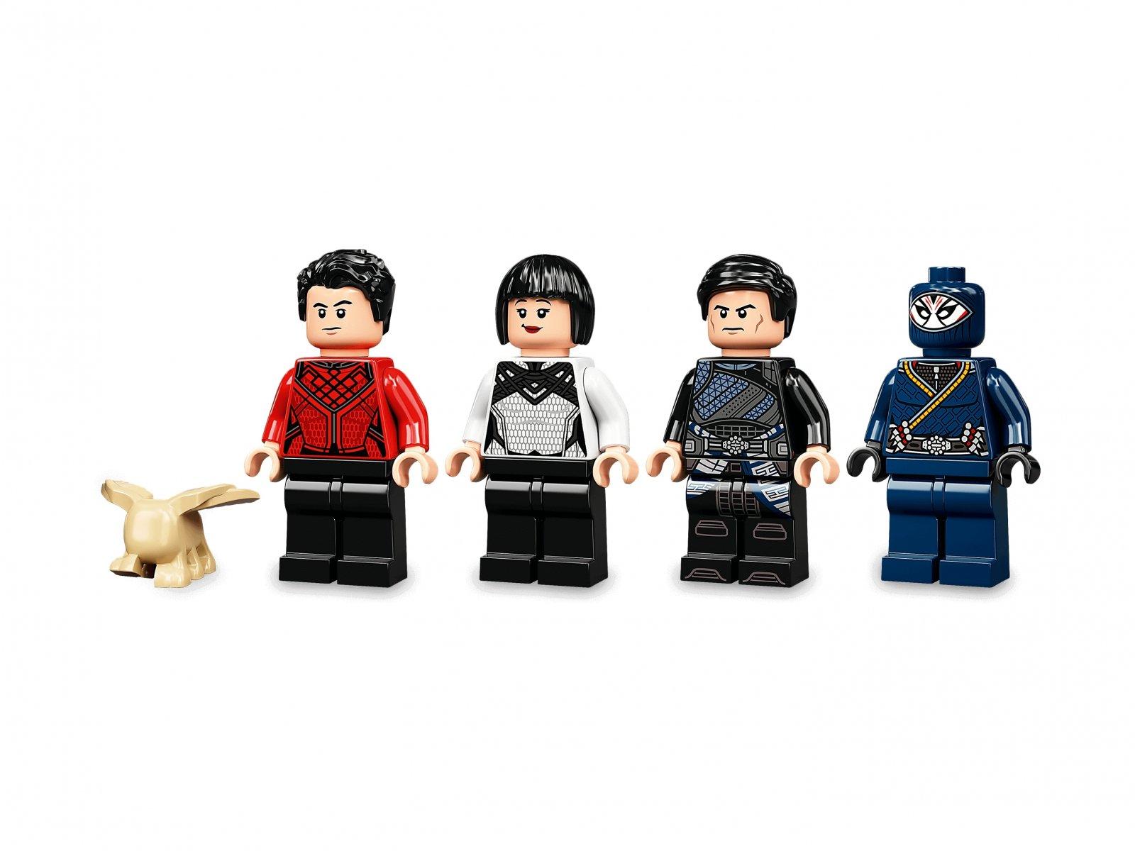 LEGO Marvel 76177 Bitwa w Starożytnej Wiosce