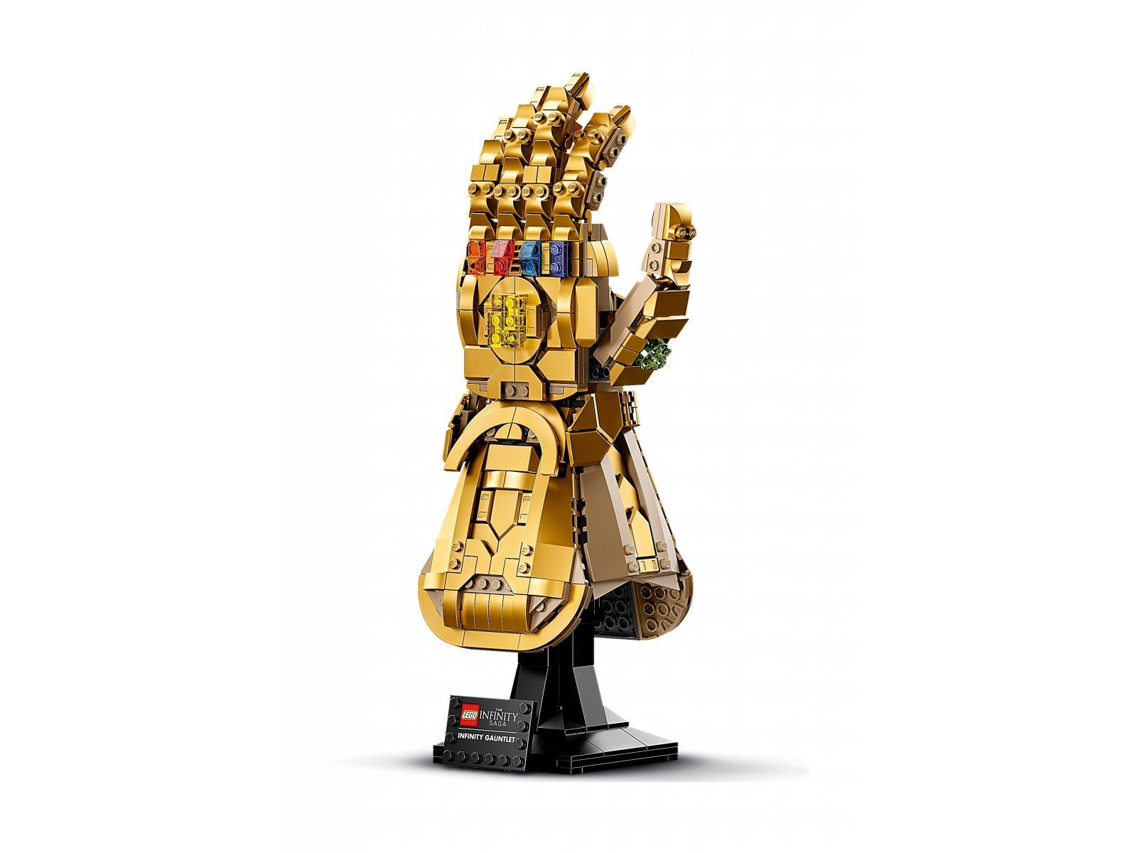 LEGO Marvel Rękawica Nieskończoności 76191