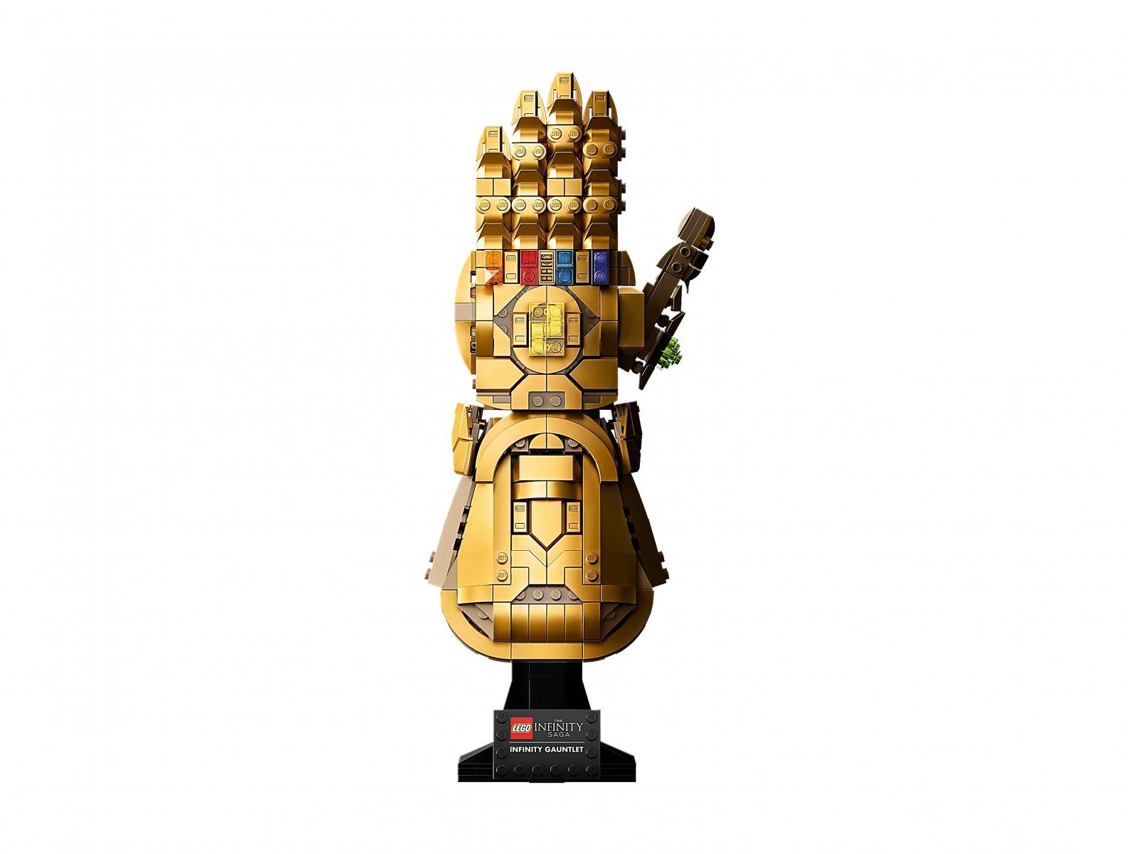 LEGO 76191 Marvel Rękawica Nieskończoności