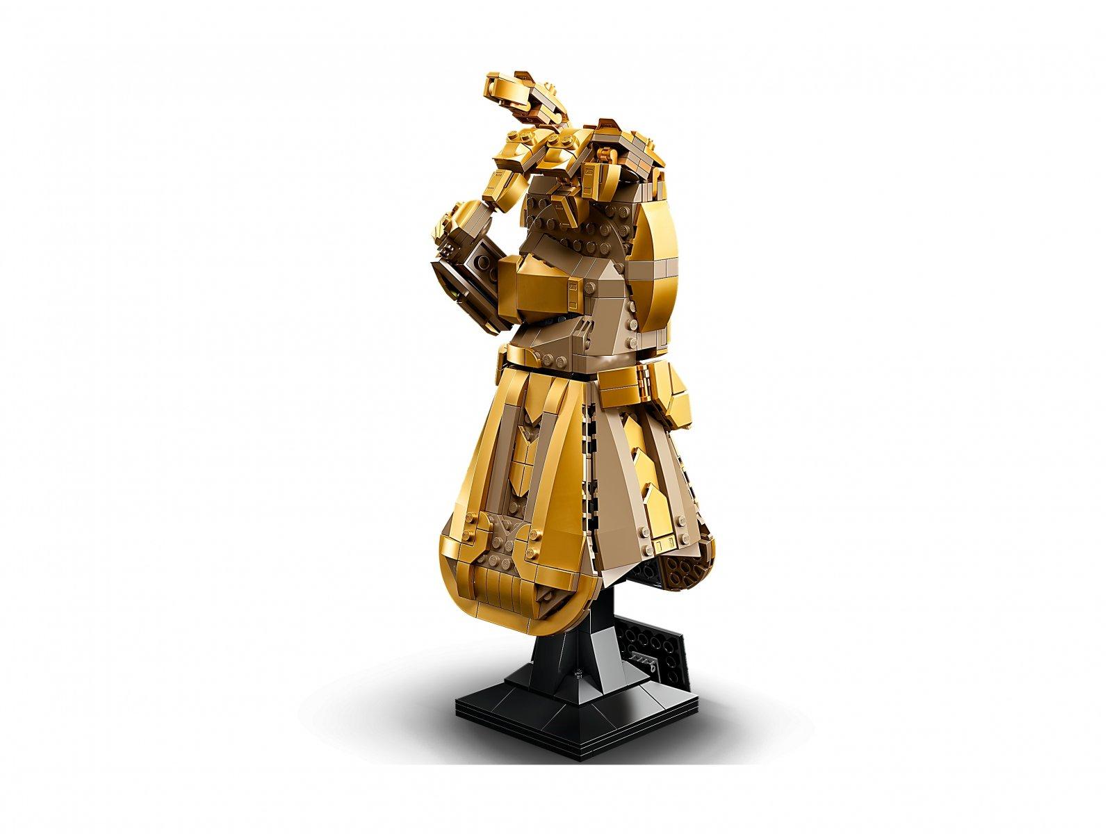 LEGO 76191 Rękawica Nieskończoności