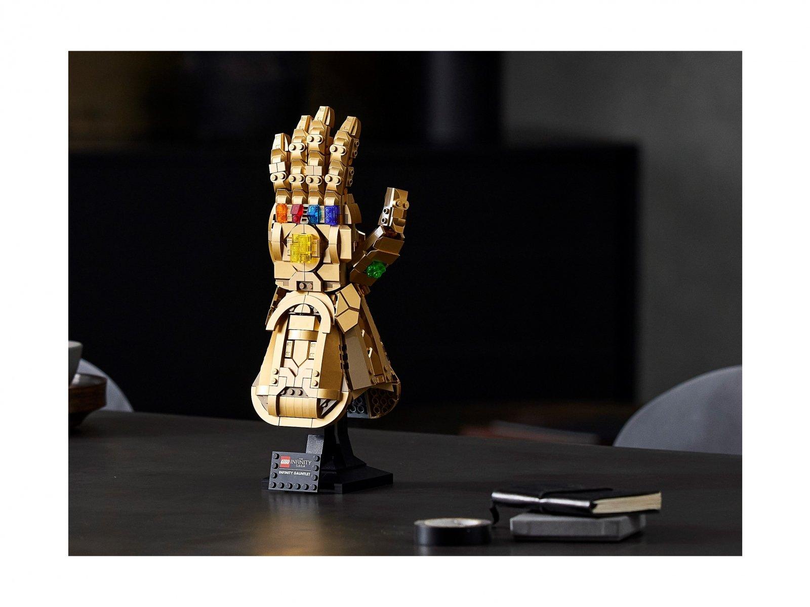 LEGO Marvel 76191 Rękawica Nieskończoności