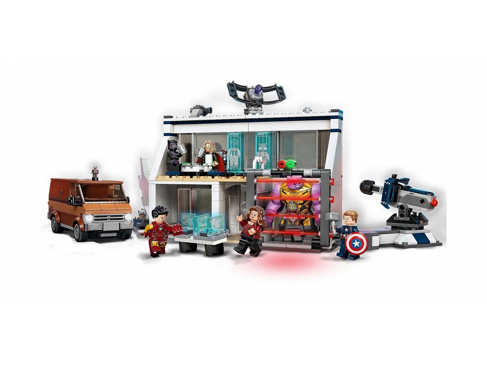 LEGO 76192 Marvel Avengers: Koniec gry — ostateczna bitwa