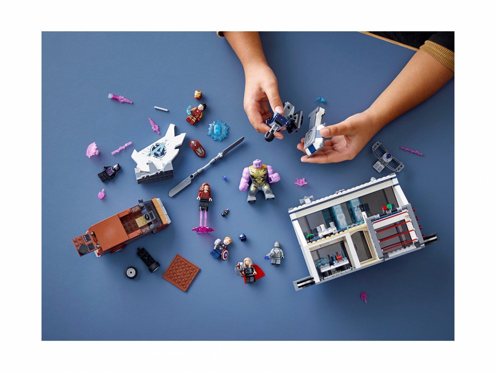 LEGO Marvel Avengers: Koniec gry — ostateczna bitwa 76192