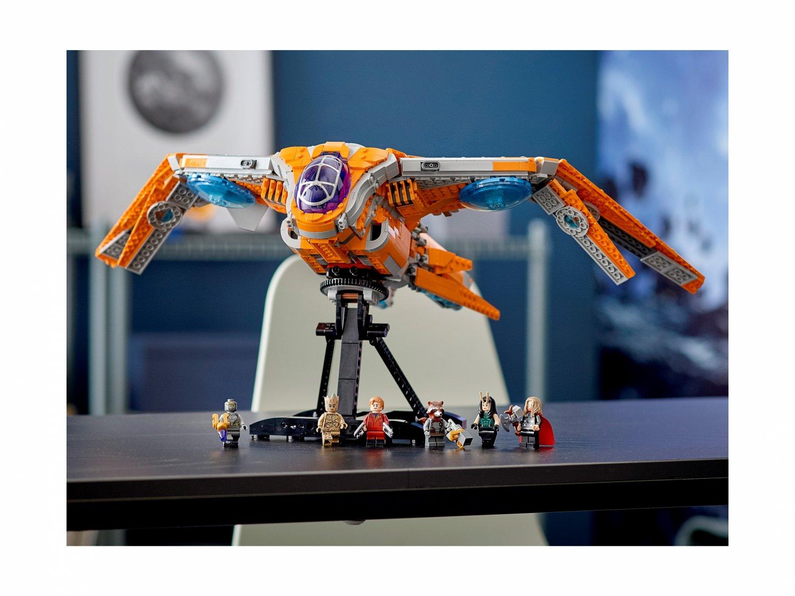 LEGO Marvel 76193 Statek Strażników