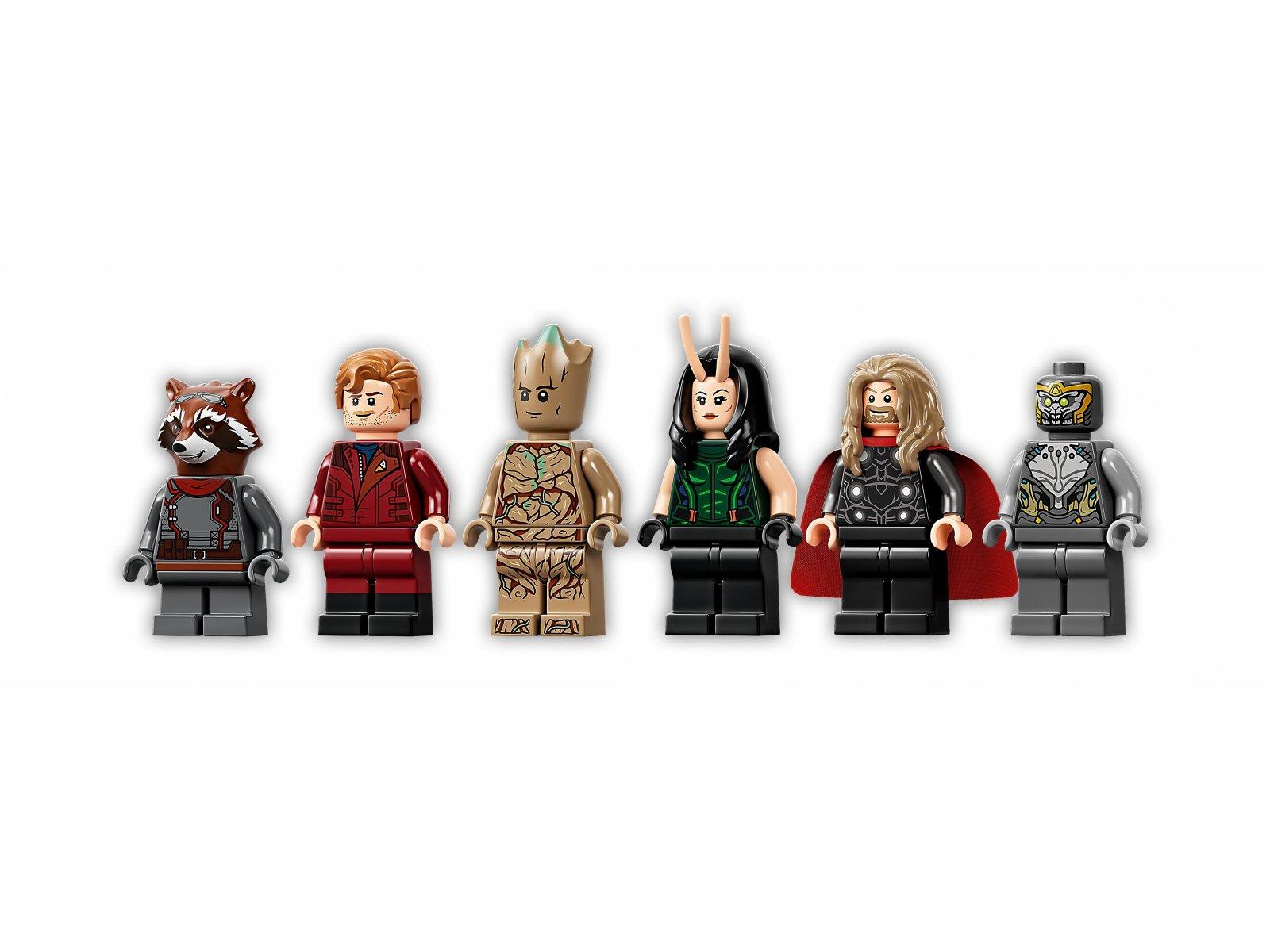LEGO 76193 Statek Strażników