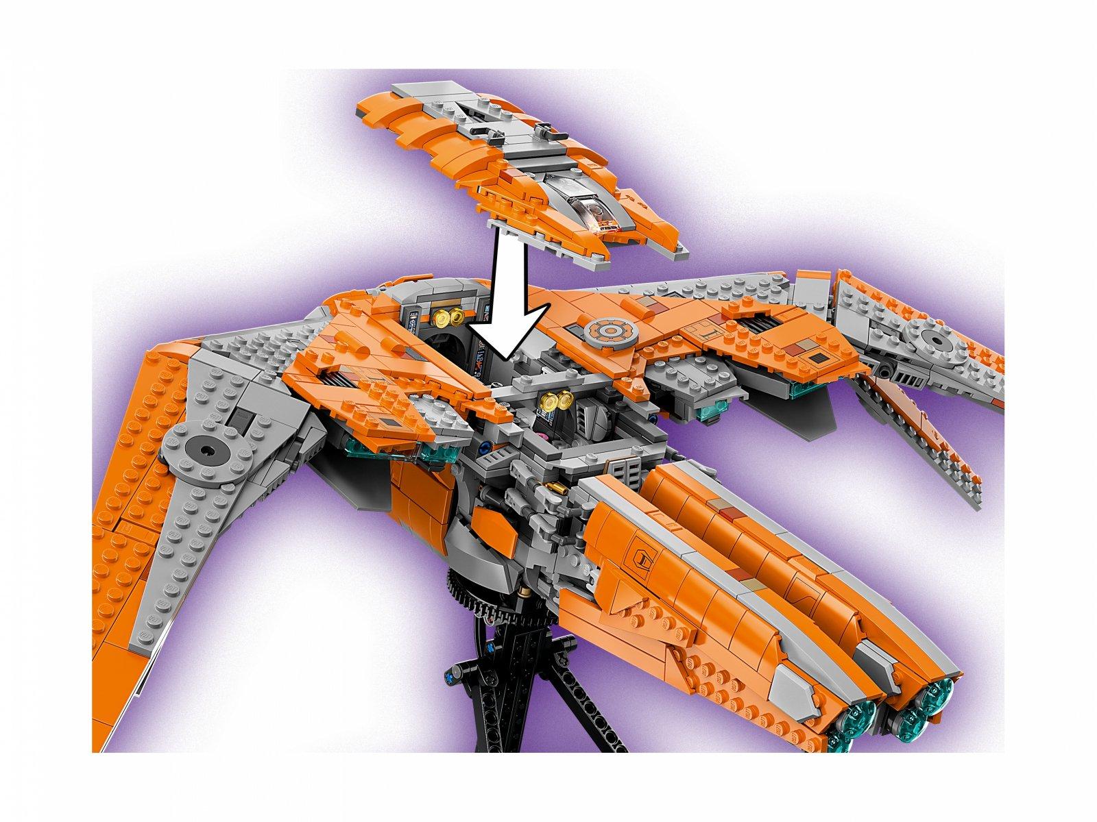 LEGO Marvel Statek Strażników 76193