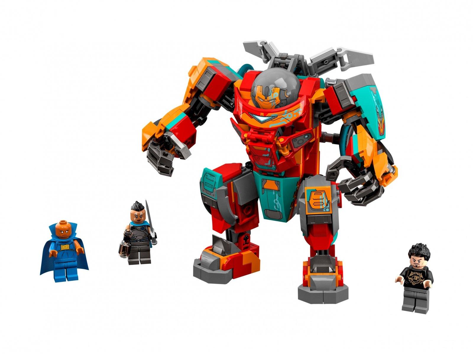 LEGO 76194 Marvel Sakaariański Iron Man Tony'ego Starka