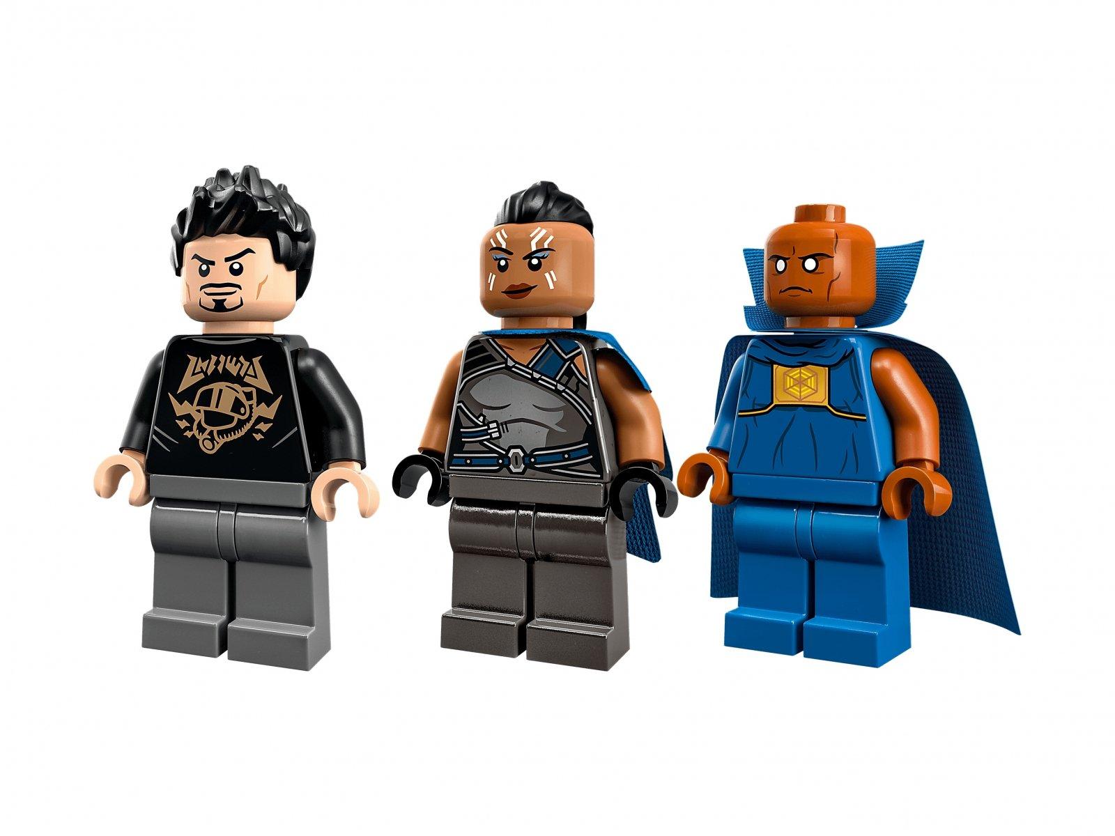 LEGO Marvel Sakaariański Iron Man Tony'ego Starka 76194