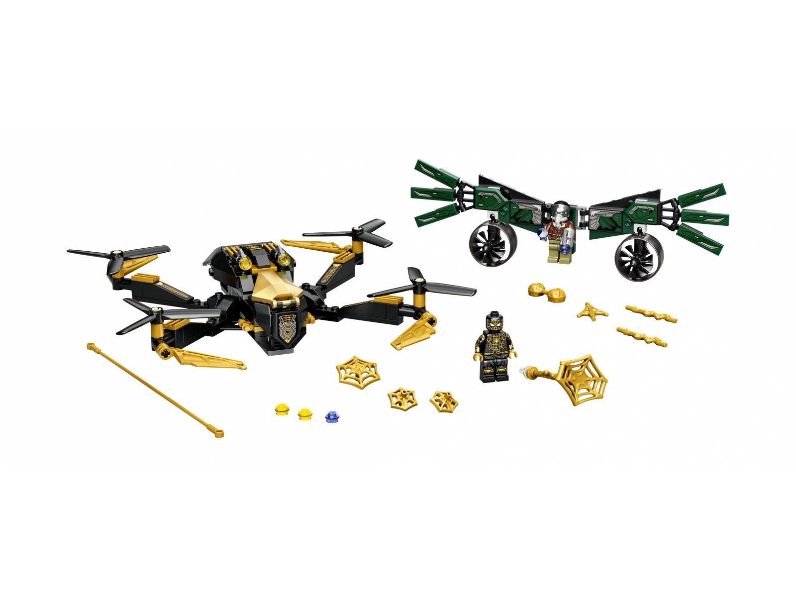 LEGO 76195 Bojowy dron Spider-Mana