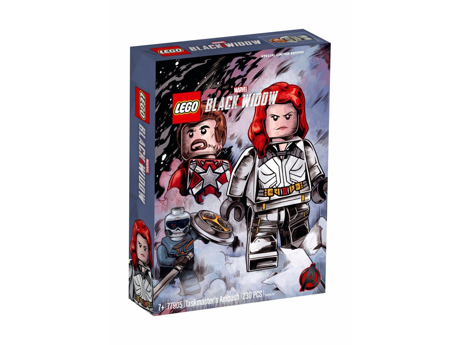 LEGO Marvel Zasadzka Taskmastera 77905