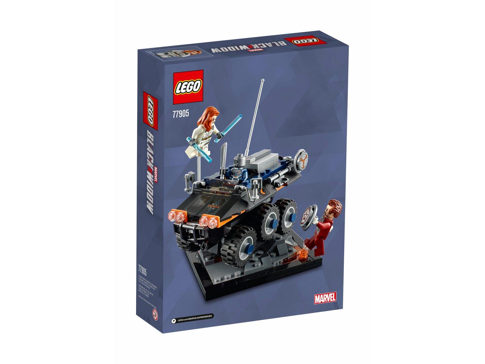LEGO 77905 Zasadzka Taskmastera
