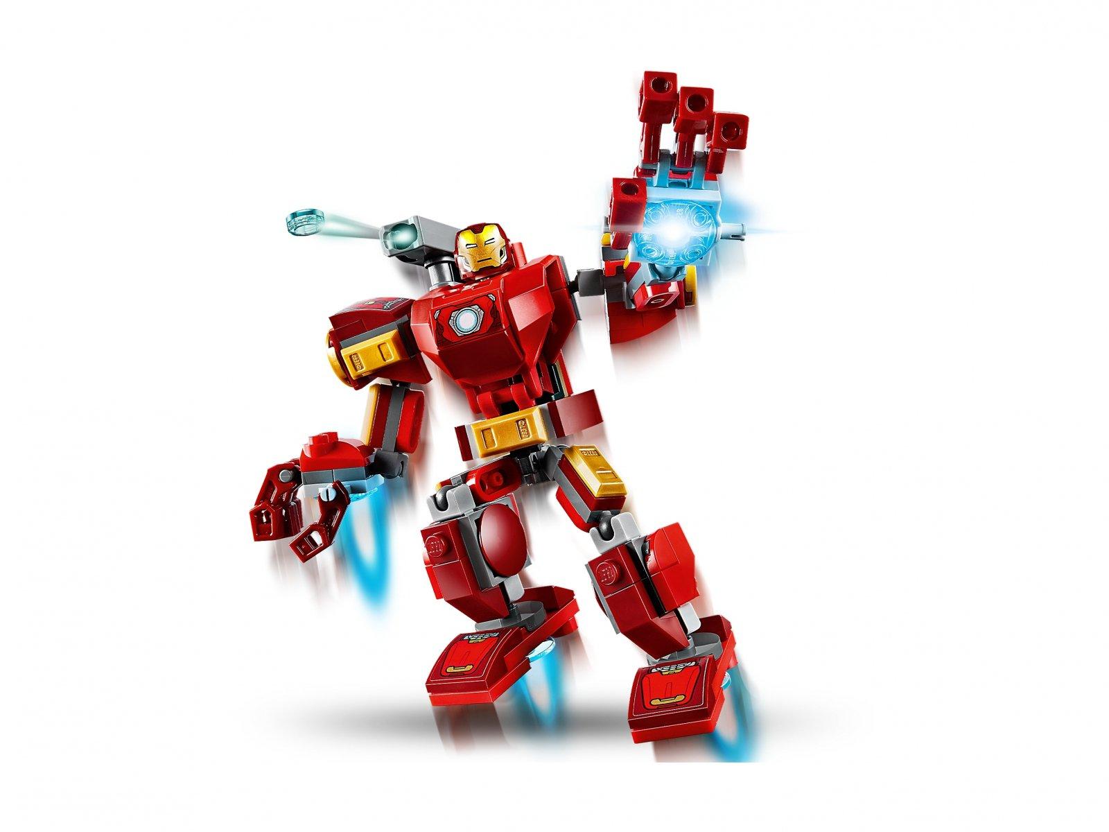 LEGO Marvel Avengers 76140 Mech Iron Mana
