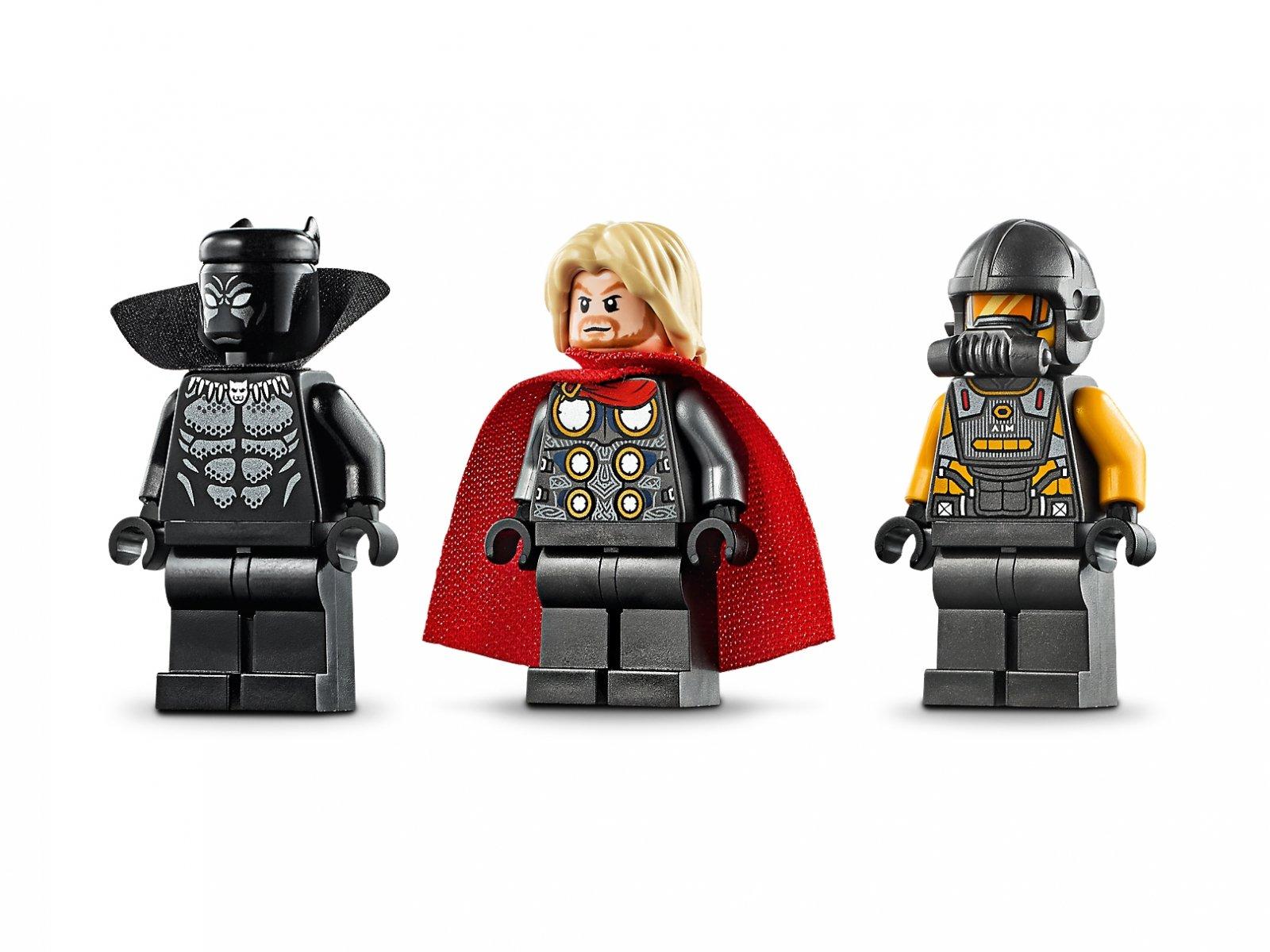 LEGO 76142 Avengers Walka na motocyklu