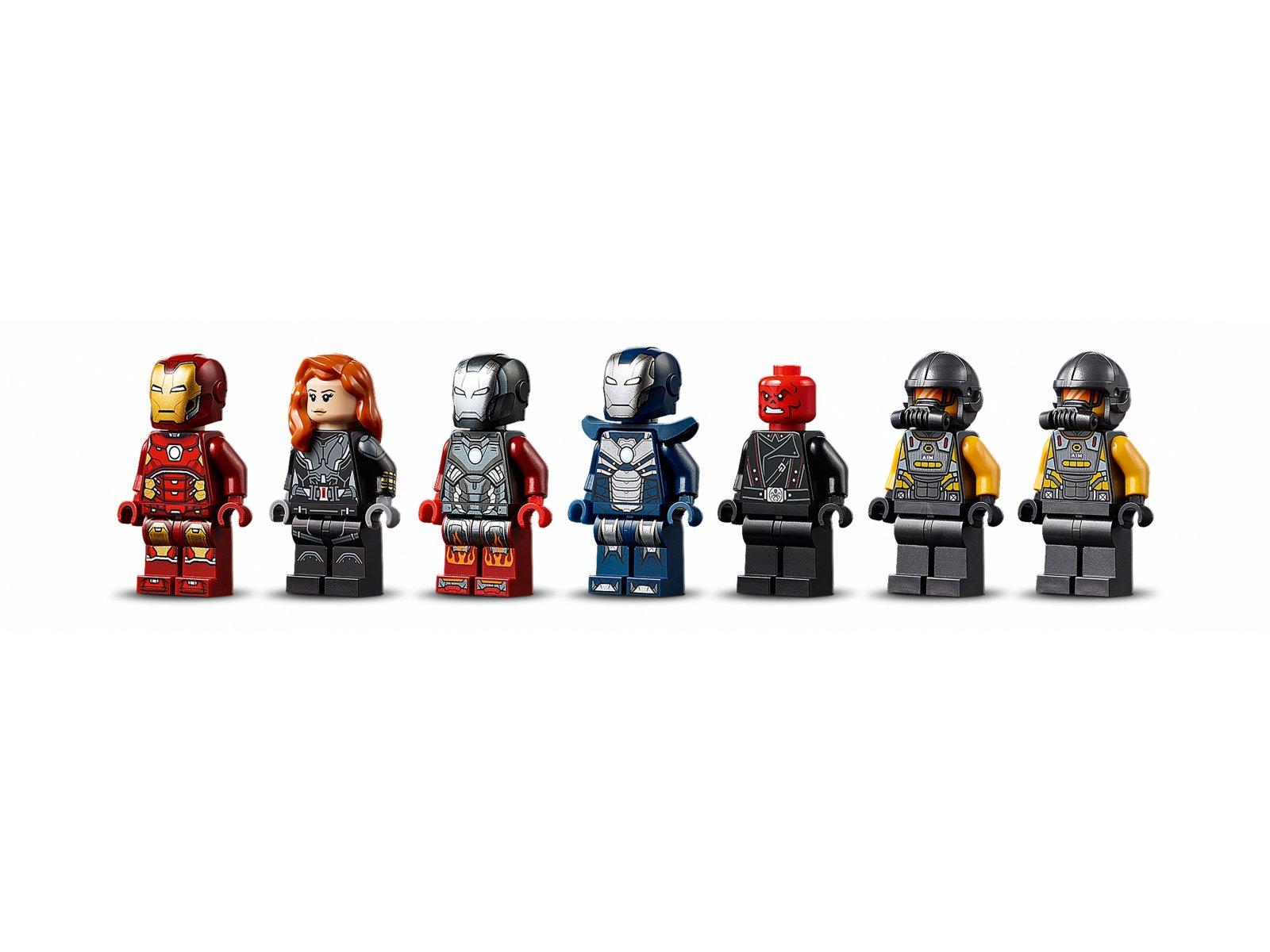 LEGO 76166 Walka o Wieżę Avengersów