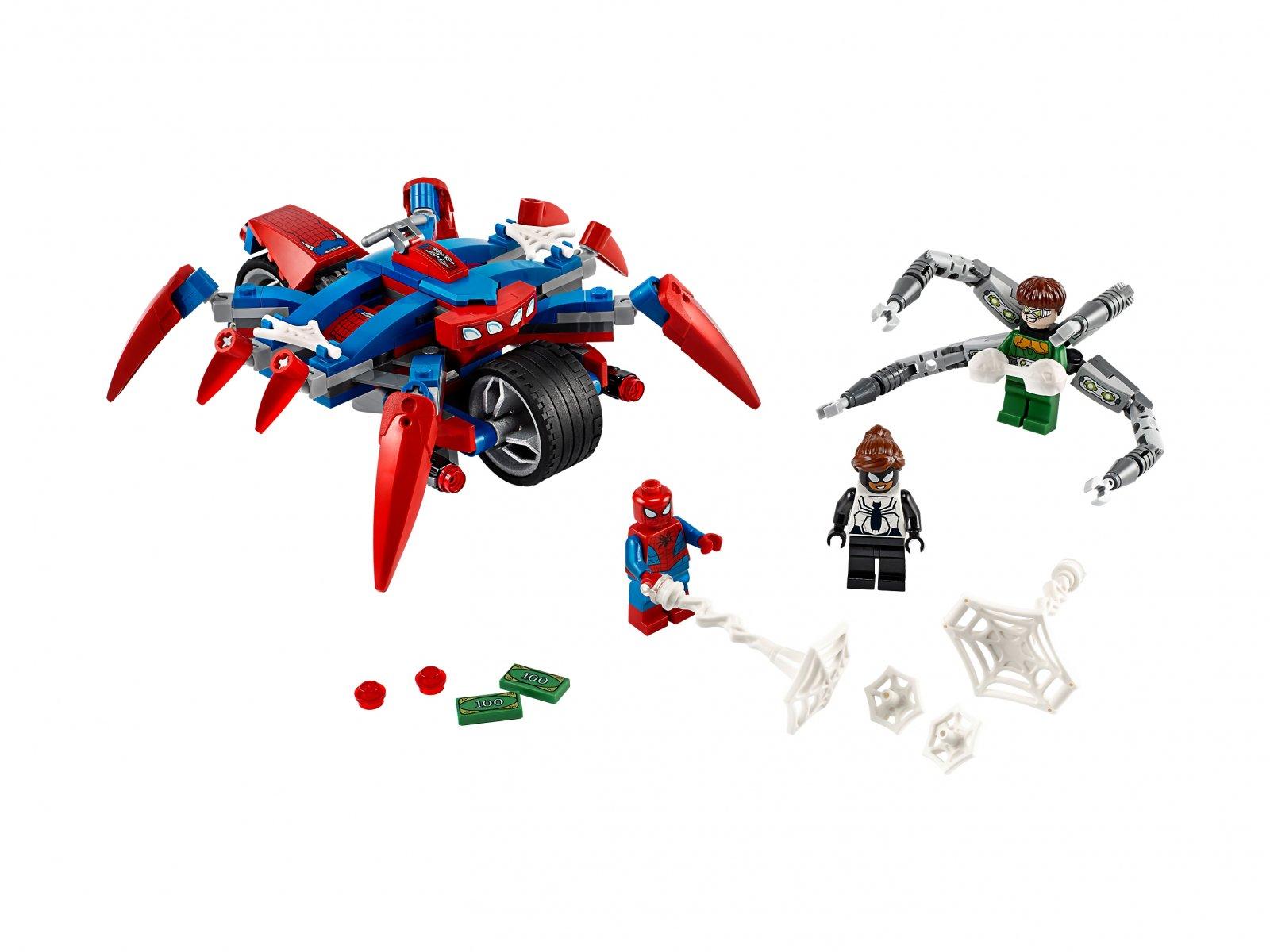 LEGO Marvel Spider-Man Spider-Man kontra Doc Ock 76148