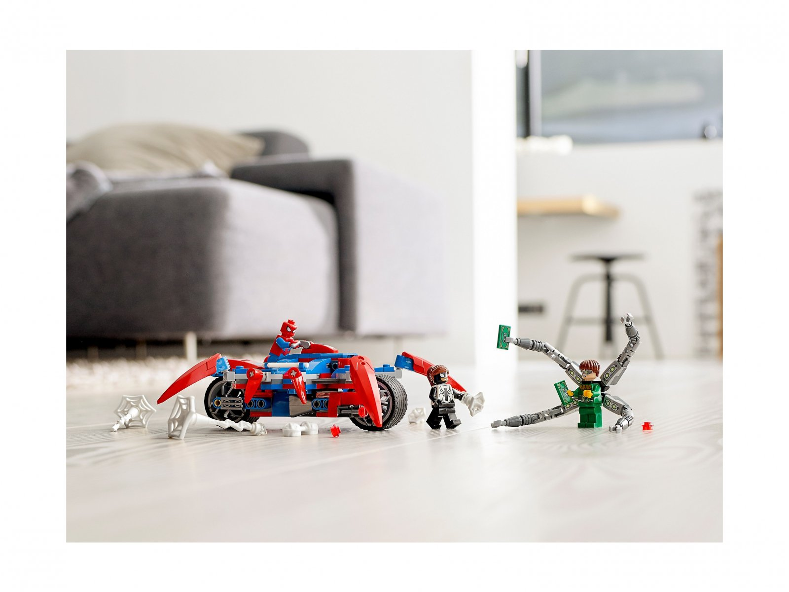 LEGO Marvel Spider-Man 76148 Spider-Man kontra Doc Ock