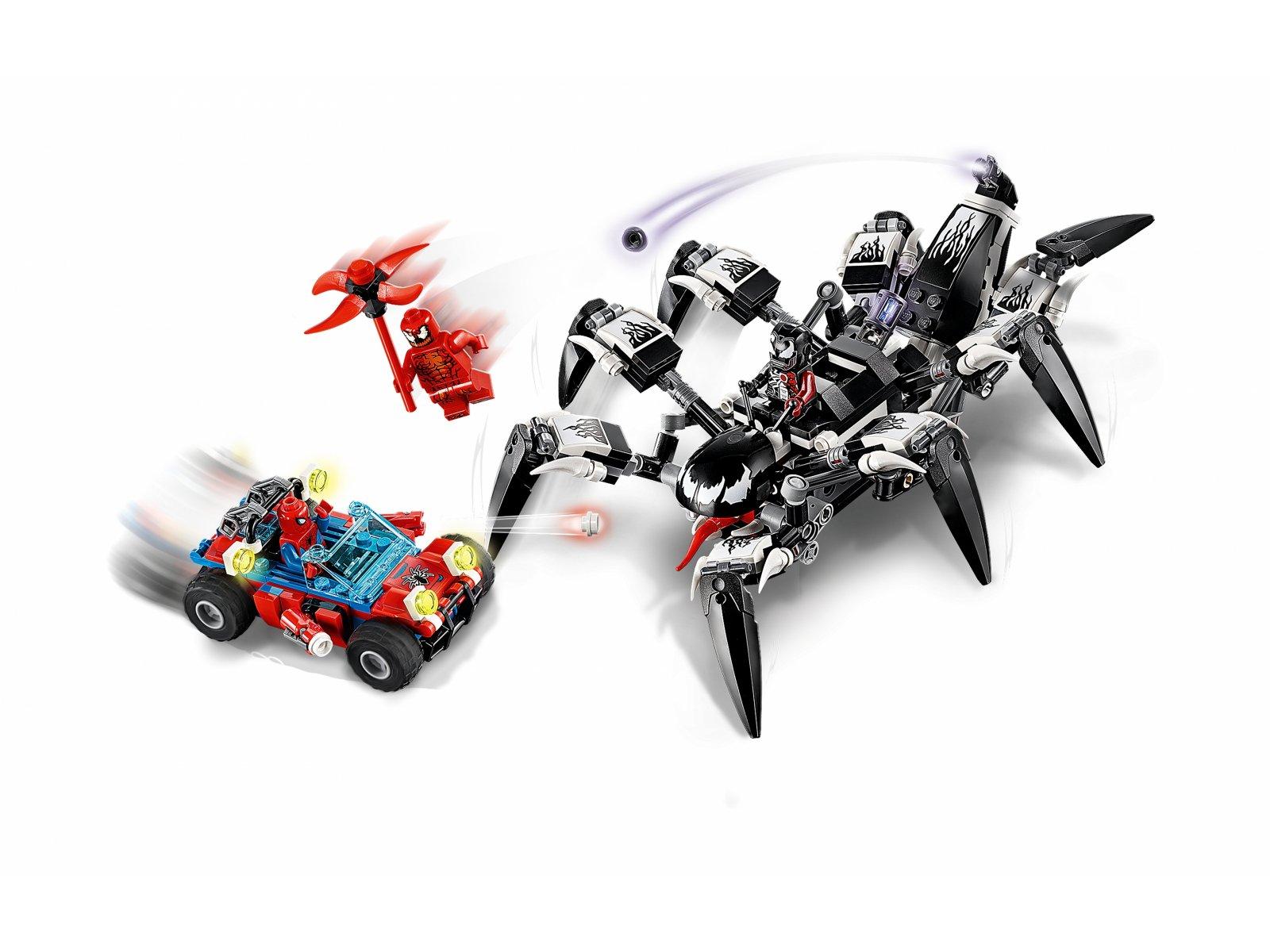 LEGO 76163 Marvel Spider-Man Pełzacz Venoma
