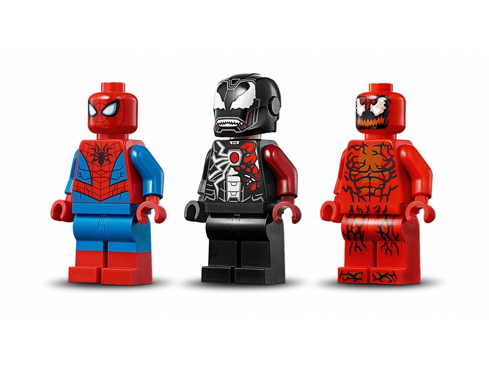 LEGO Marvel Spider-Man Pełzacz Venoma 76163