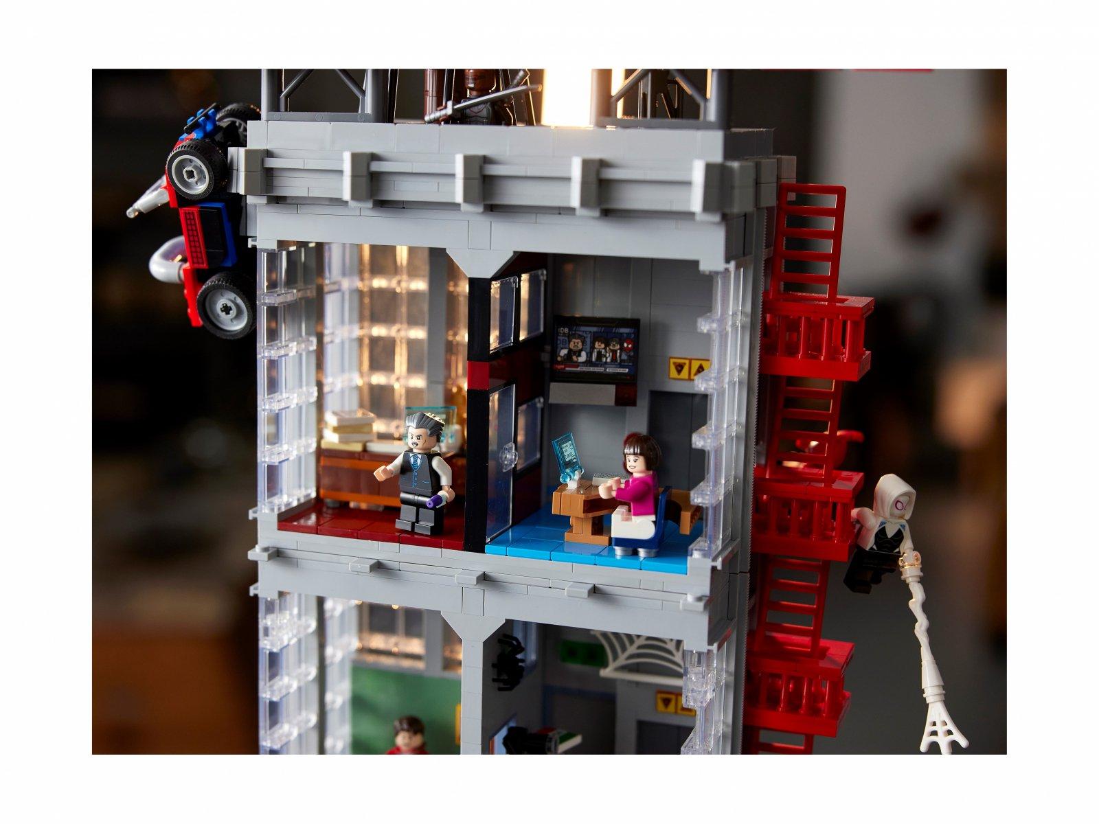 LEGO Marvel Spider-Man 76178 Daily Bugle