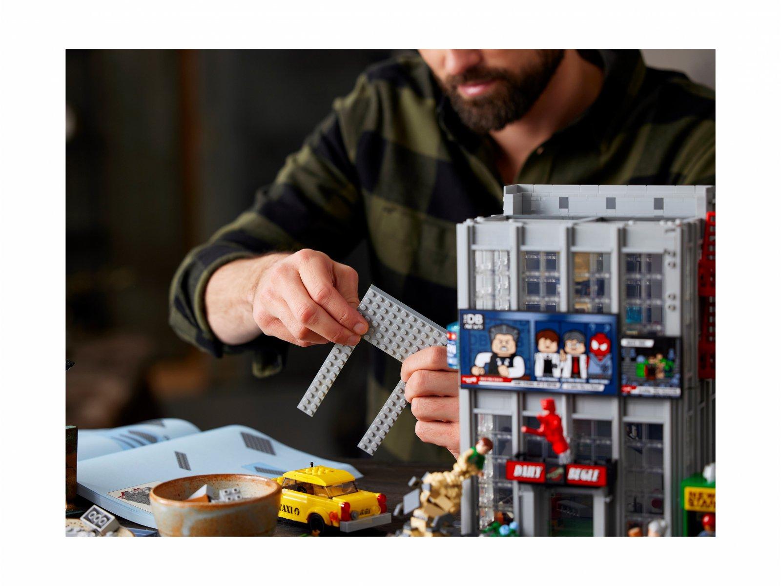 LEGO 76178 Marvel Spider-Man Daily Bugle