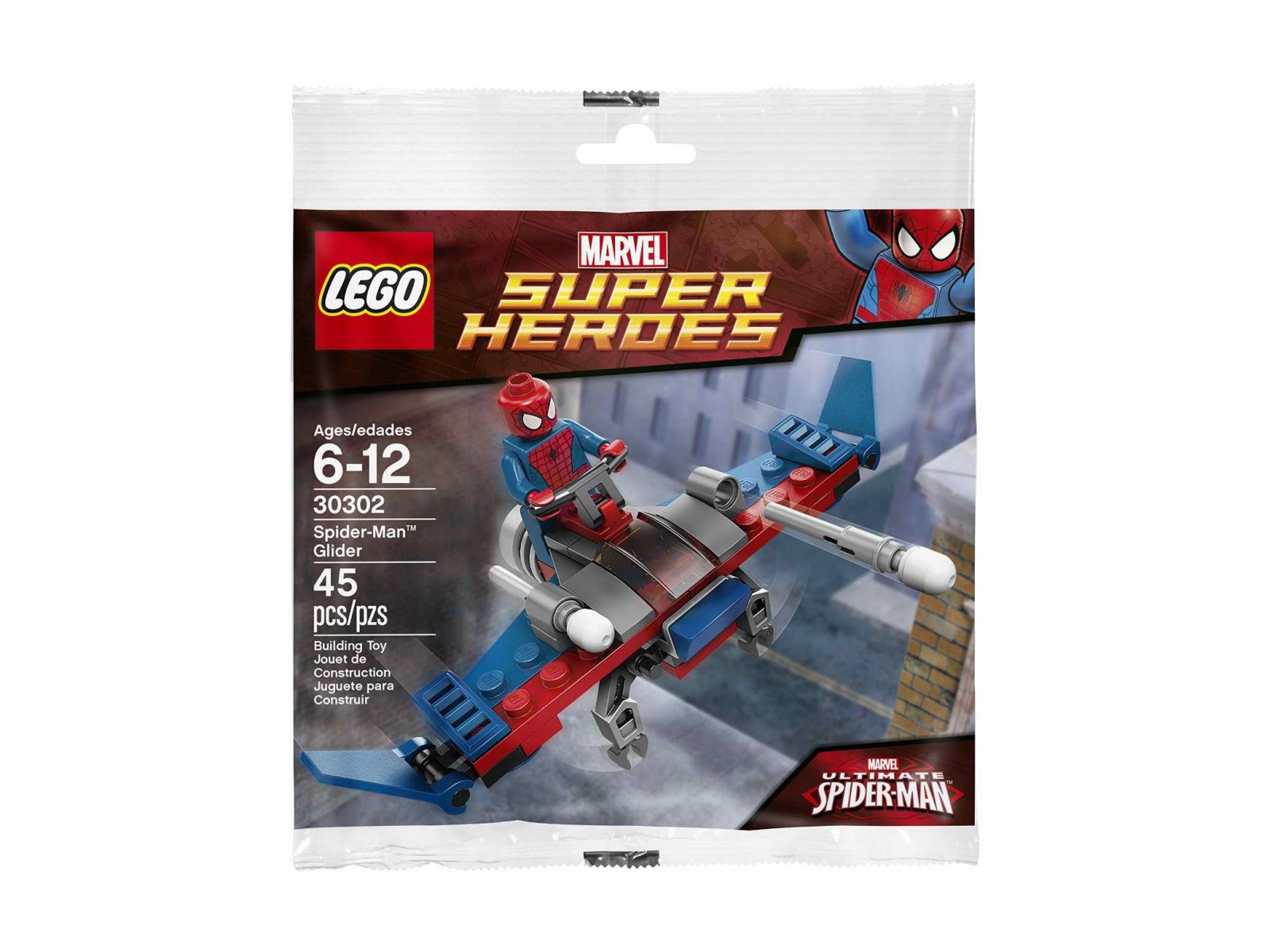LEGO 30302 Marvel Super Heroes Spider-Man™ Glider