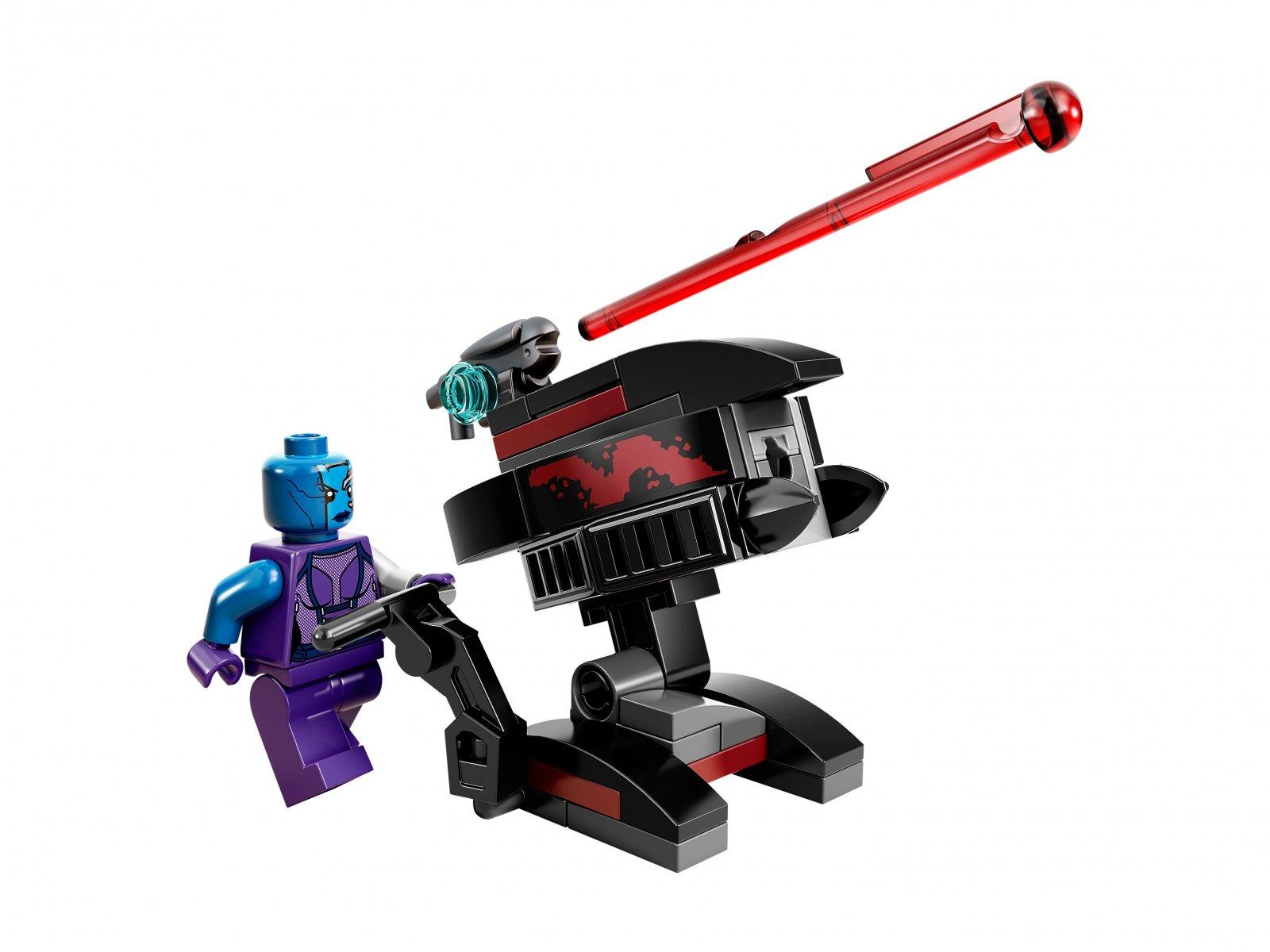 LEGO 76020 Ucieczka z bazy Knowhere