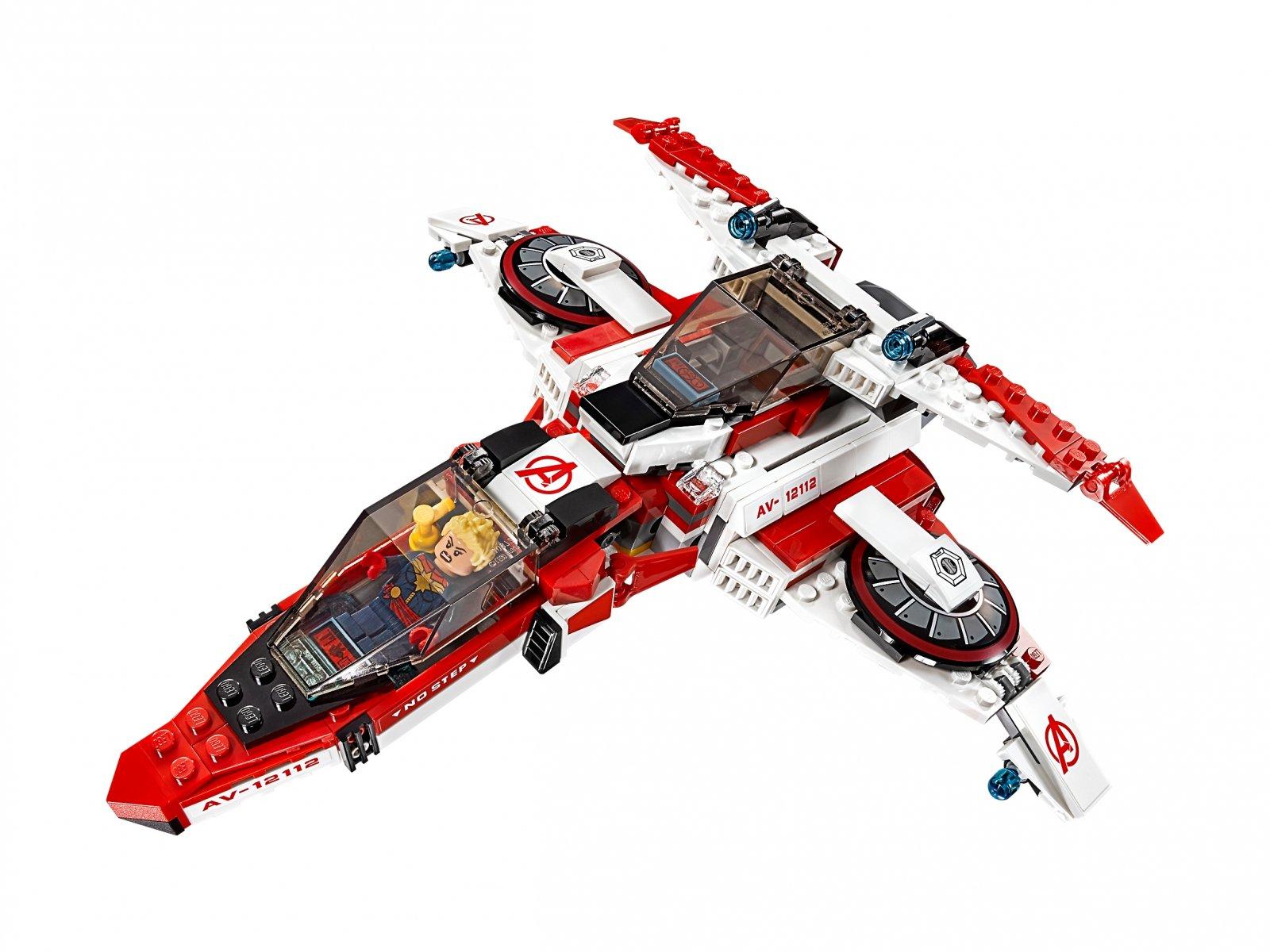 LEGO 76049 Marvel Super Heroes Kosmiczna misja