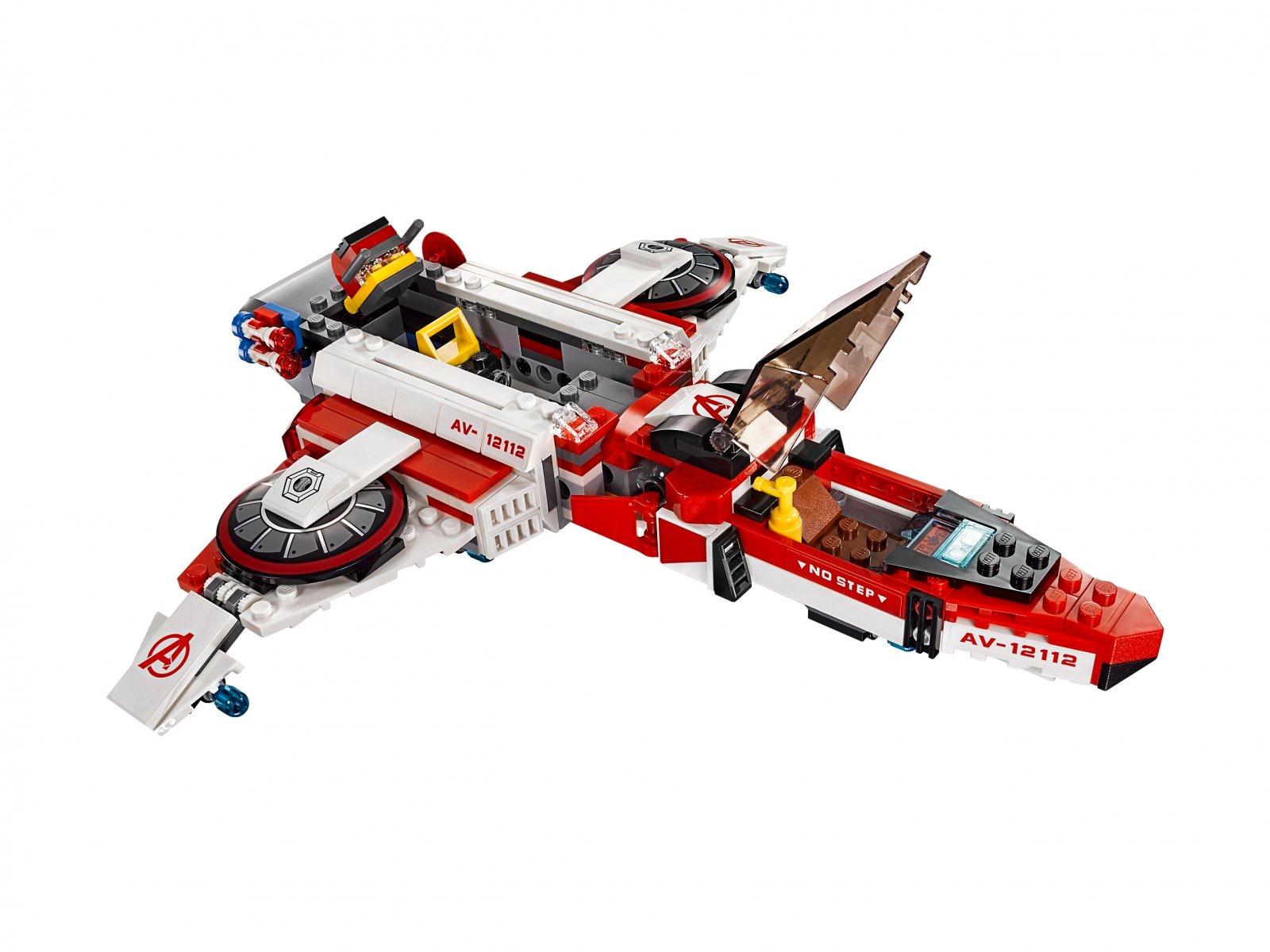 LEGO 76049 Kosmiczna misja