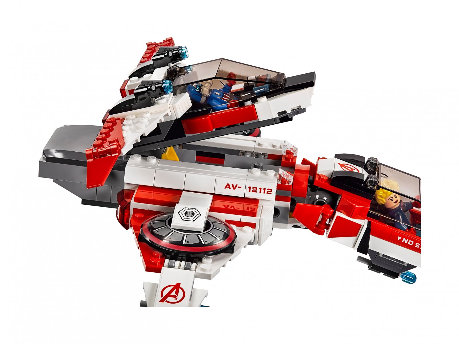 LEGO Marvel Super Heroes Kosmiczna misja 76049
