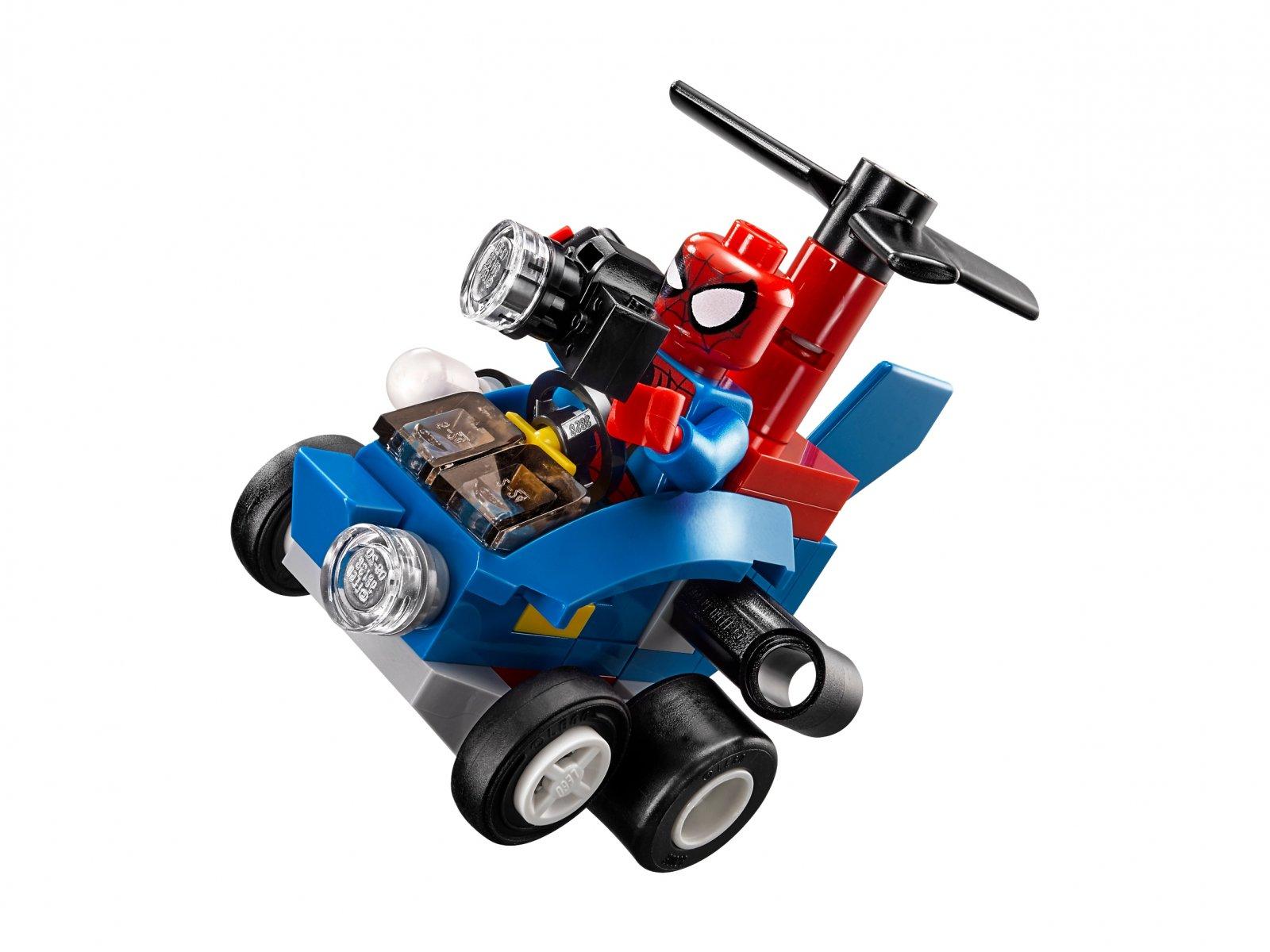 LEGO 76064 Spiderman kontra Zielony Goblin