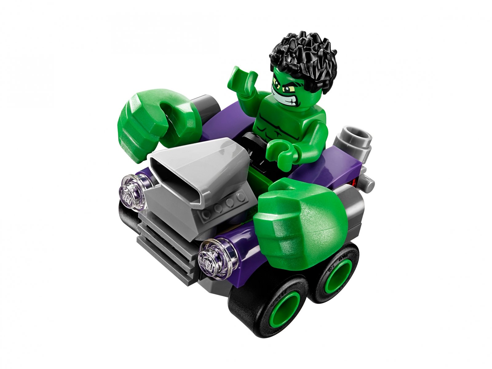 LEGO 76066 Hulk kontra Ultron