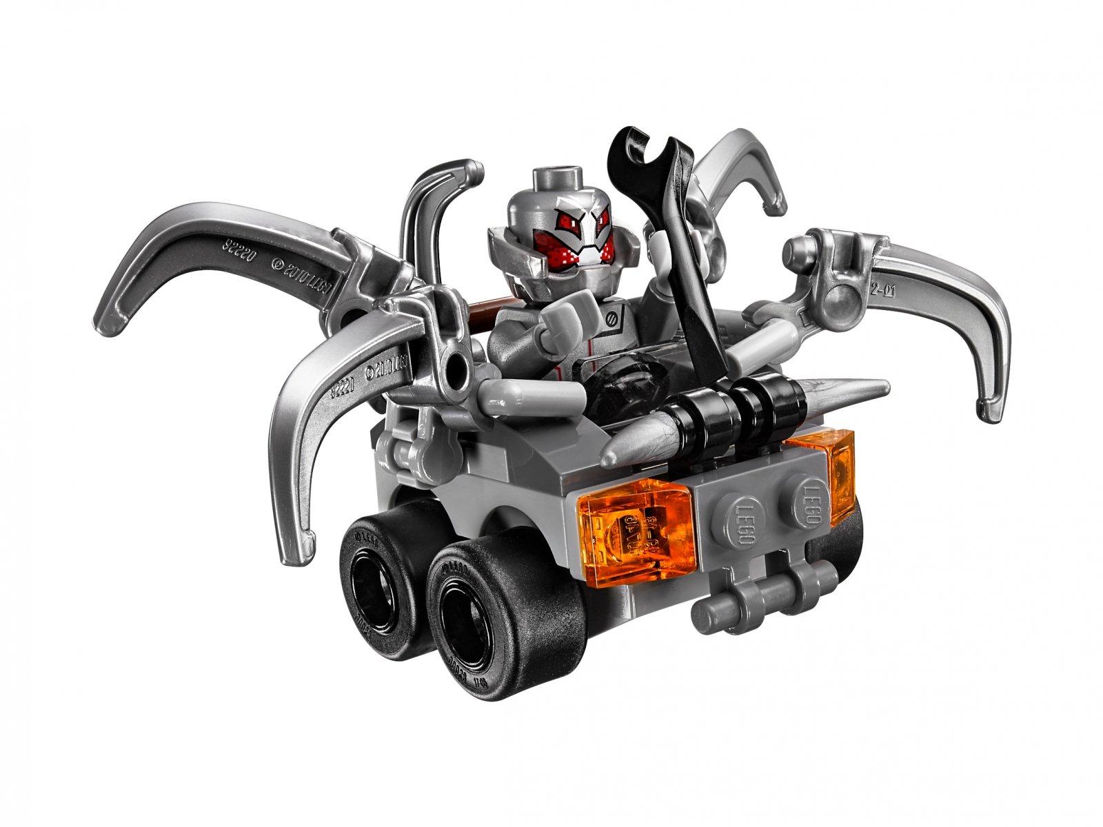 LEGO Marvel Super Heroes Hulk kontra Ultron 76066