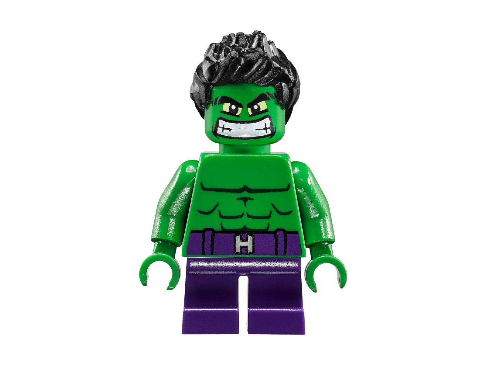 LEGO Marvel Super Heroes Hulk kontra Ultron