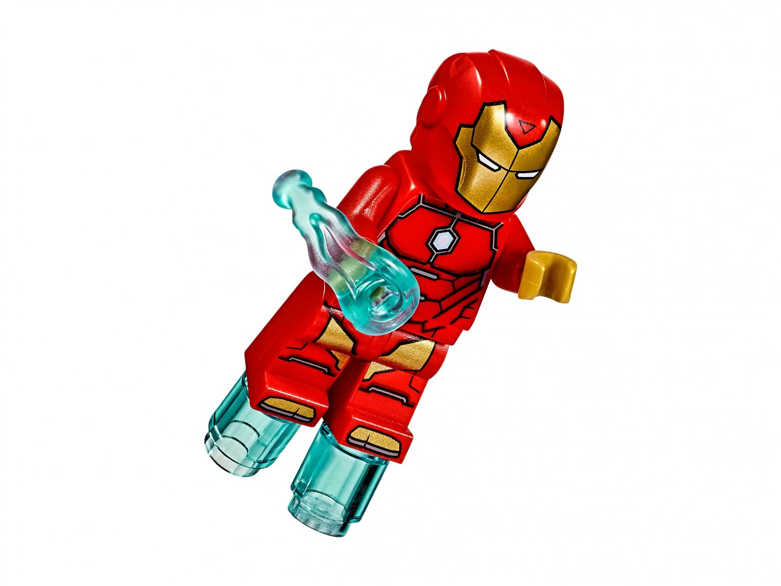 LEGO Marvel Super Heroes 76077 Iron Man: Detroit Steel atakuje