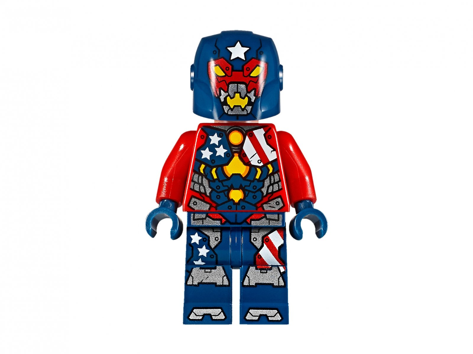 LEGO Marvel Super Heroes Iron Man: Detroit Steel atakuje