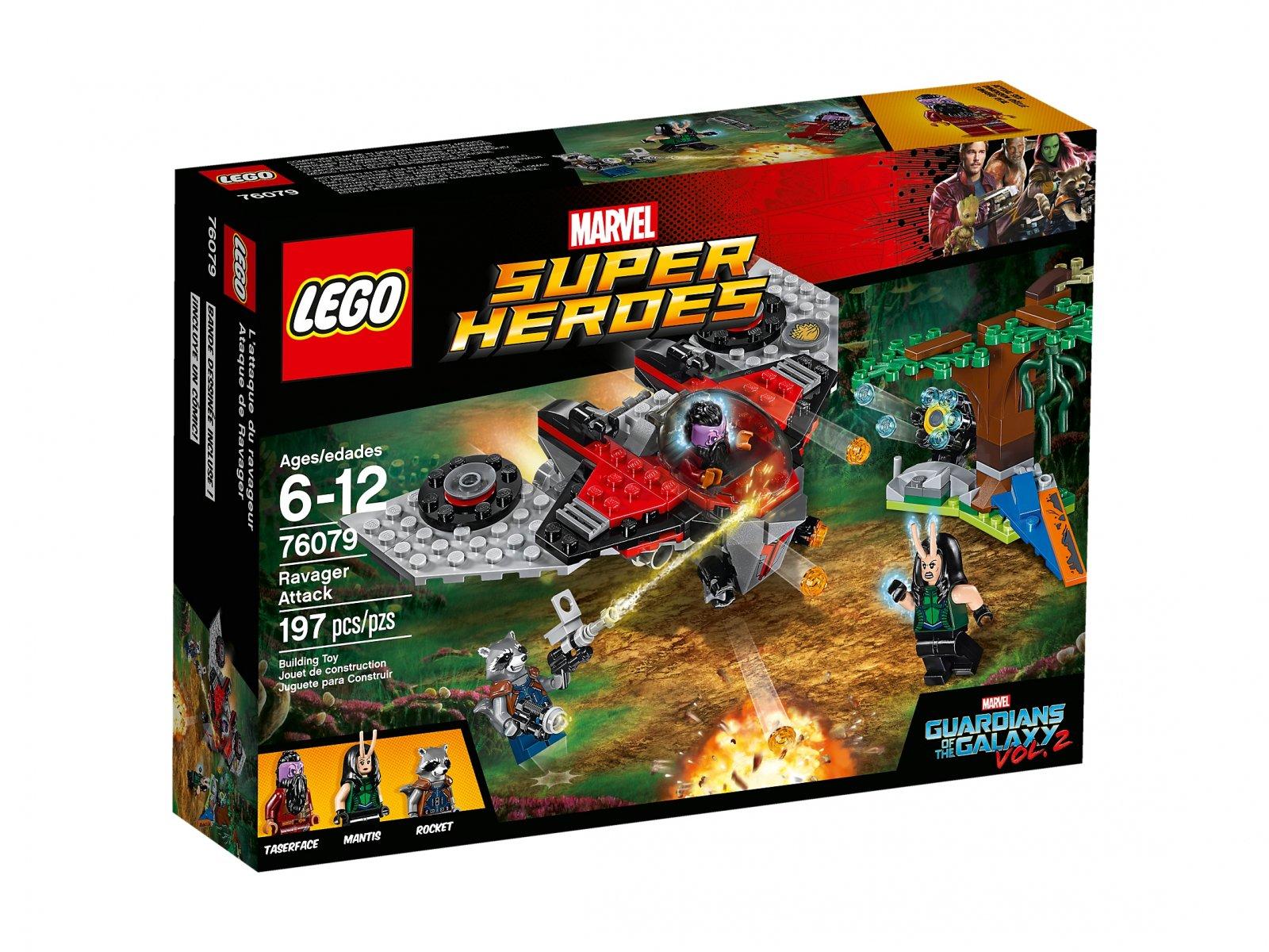 LEGO 76079 Marvel Super Heroes Atak Niszczyciela