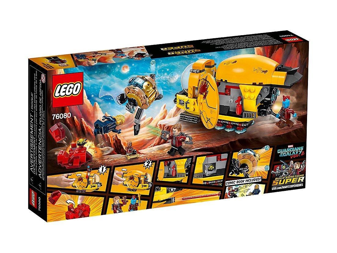 LEGO 76080 Zemsta Ayeshy